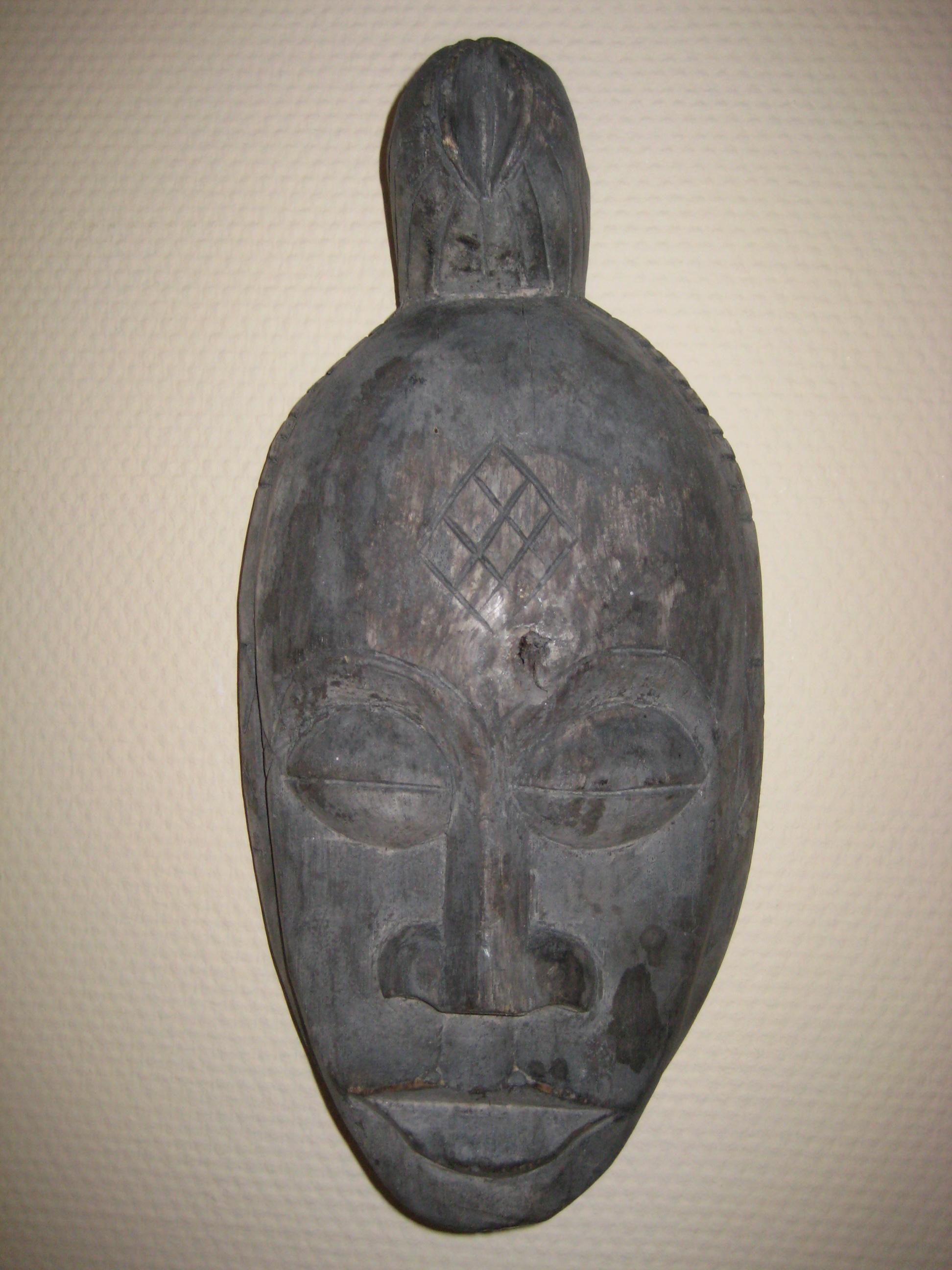 Grønlandsk ansigtsmaske
