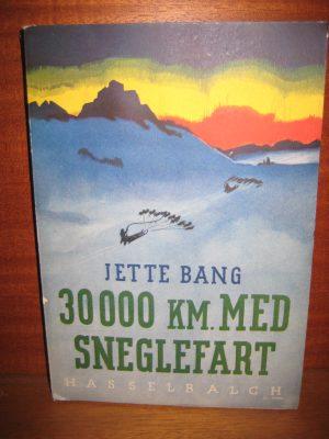 30.000 km med sneglefart