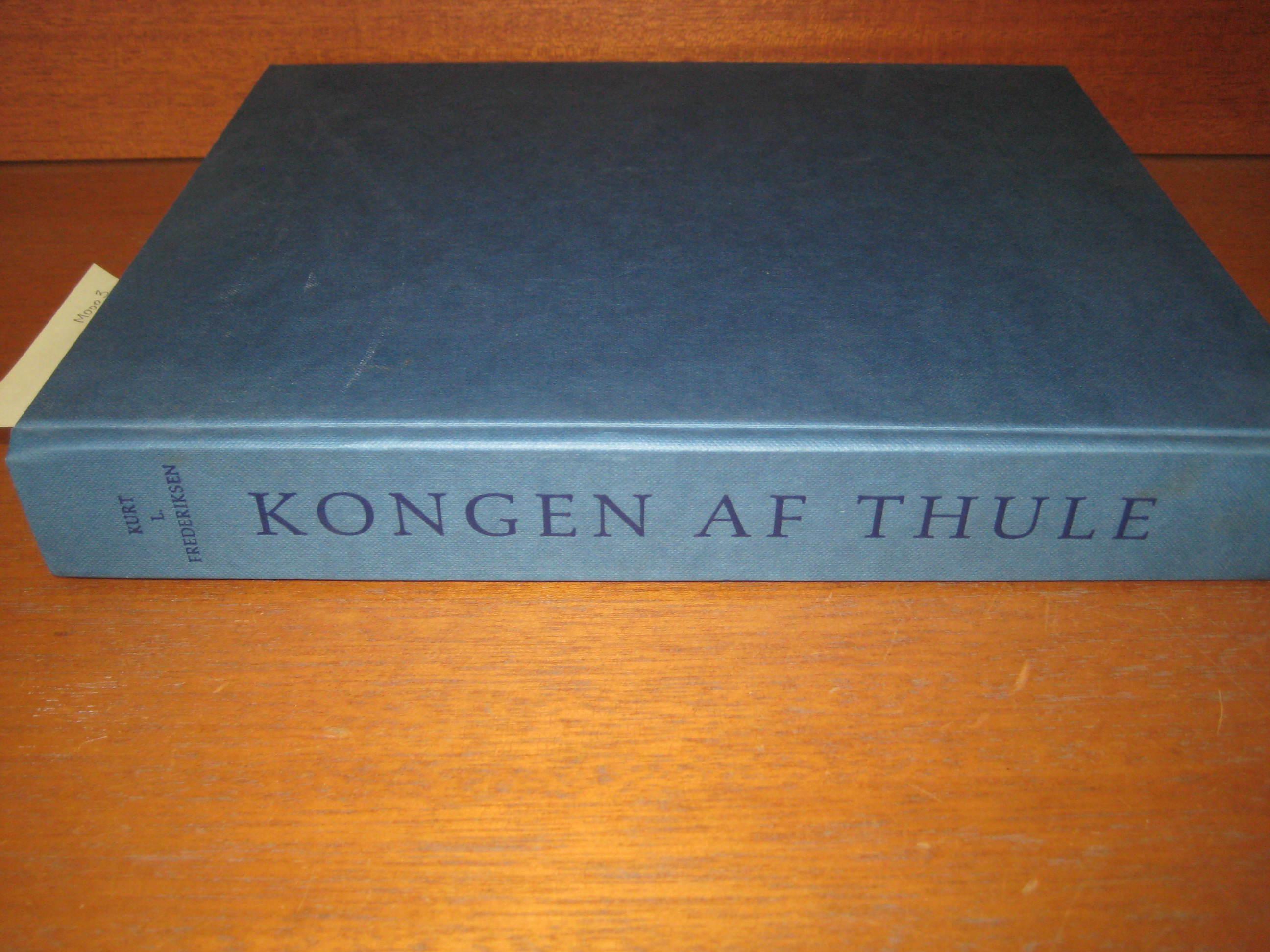 Knud Rasmussen, Kongen af Thule