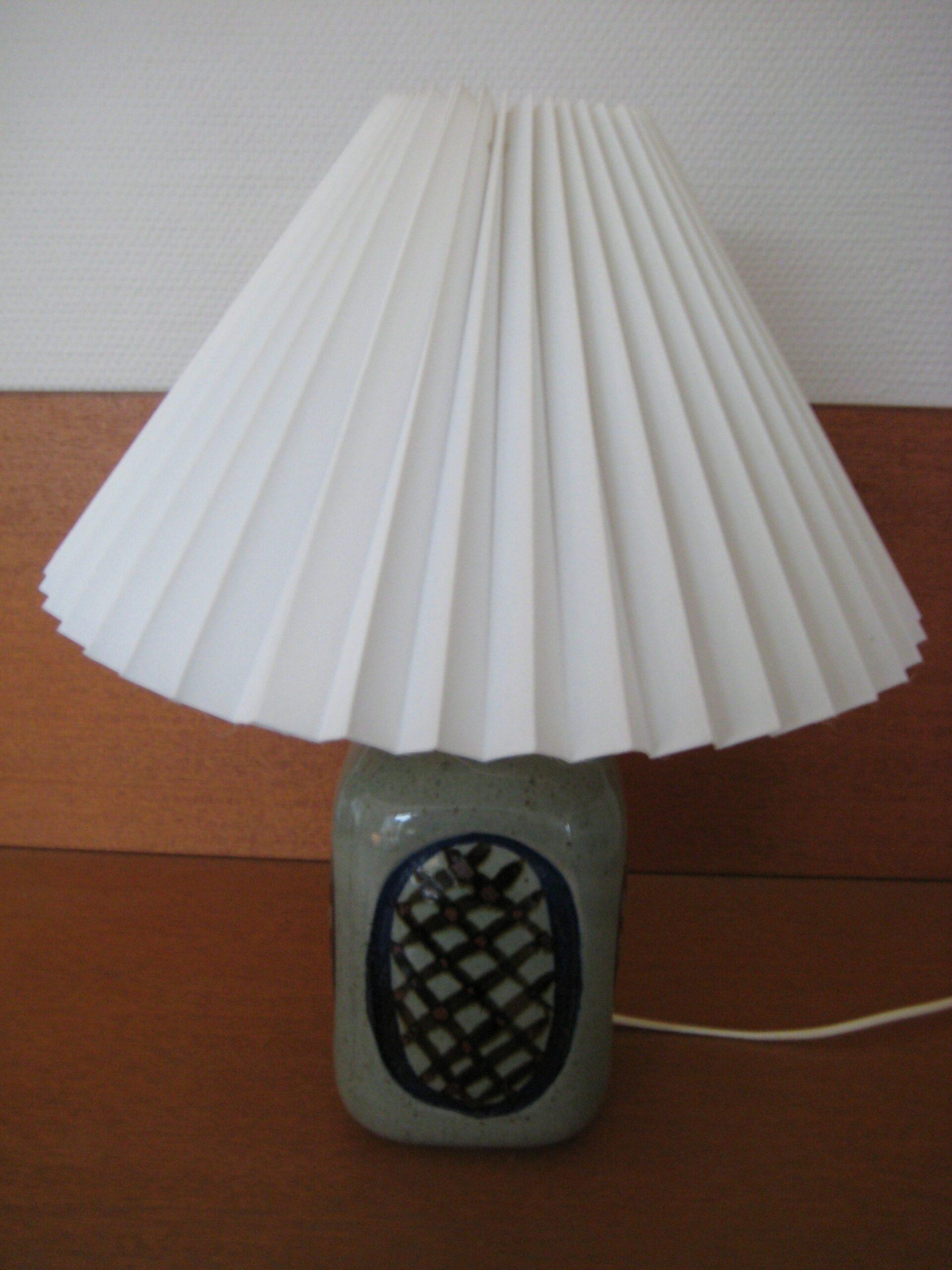 Knabstrup bordlampe