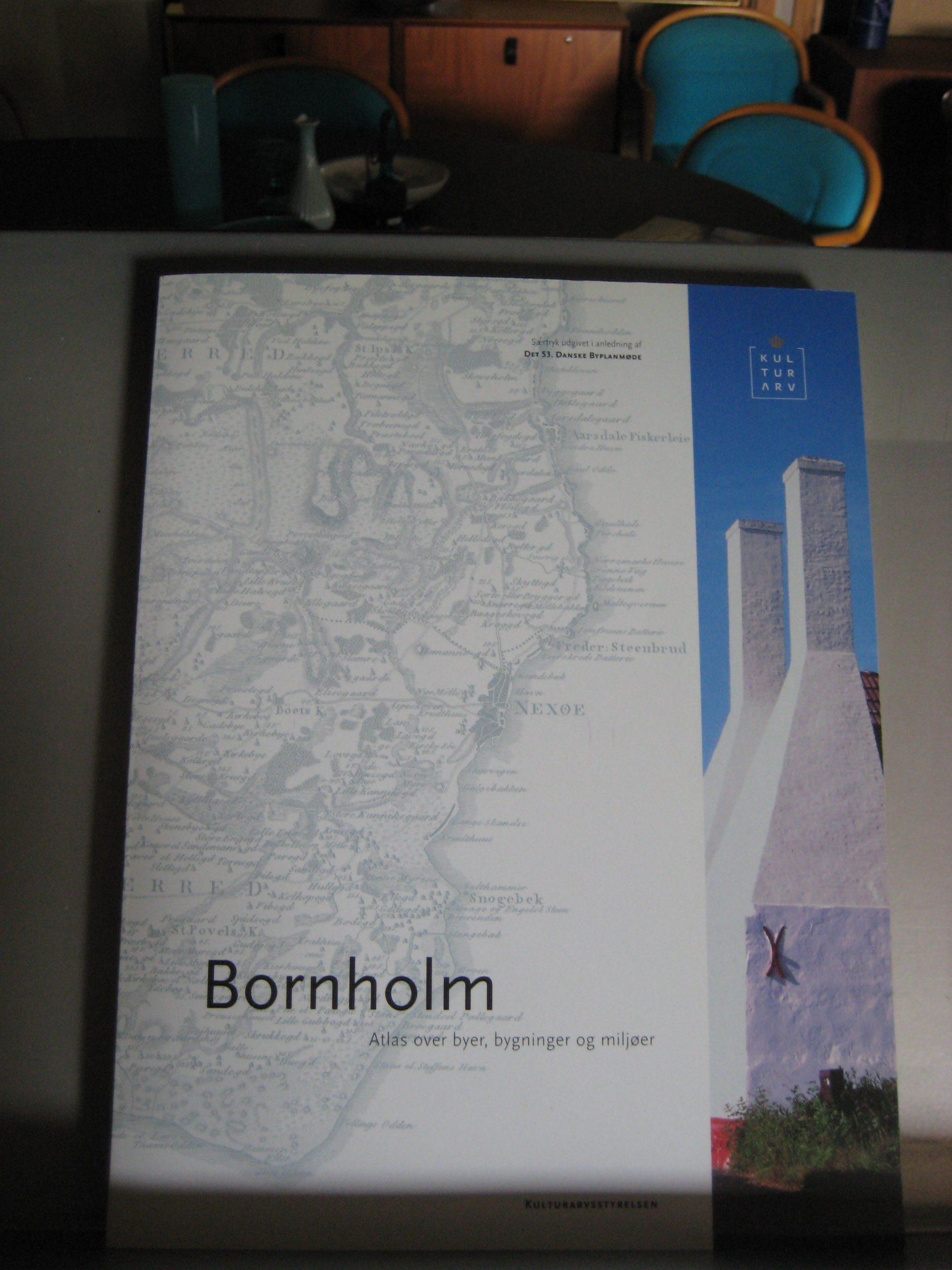 Bornholm, Kulturarvstyrelsen
