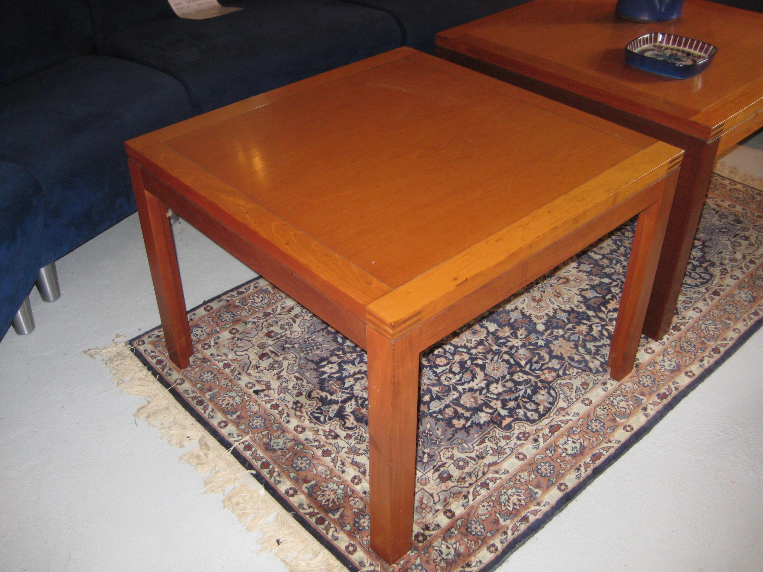 Chr. Hvidt sofabord