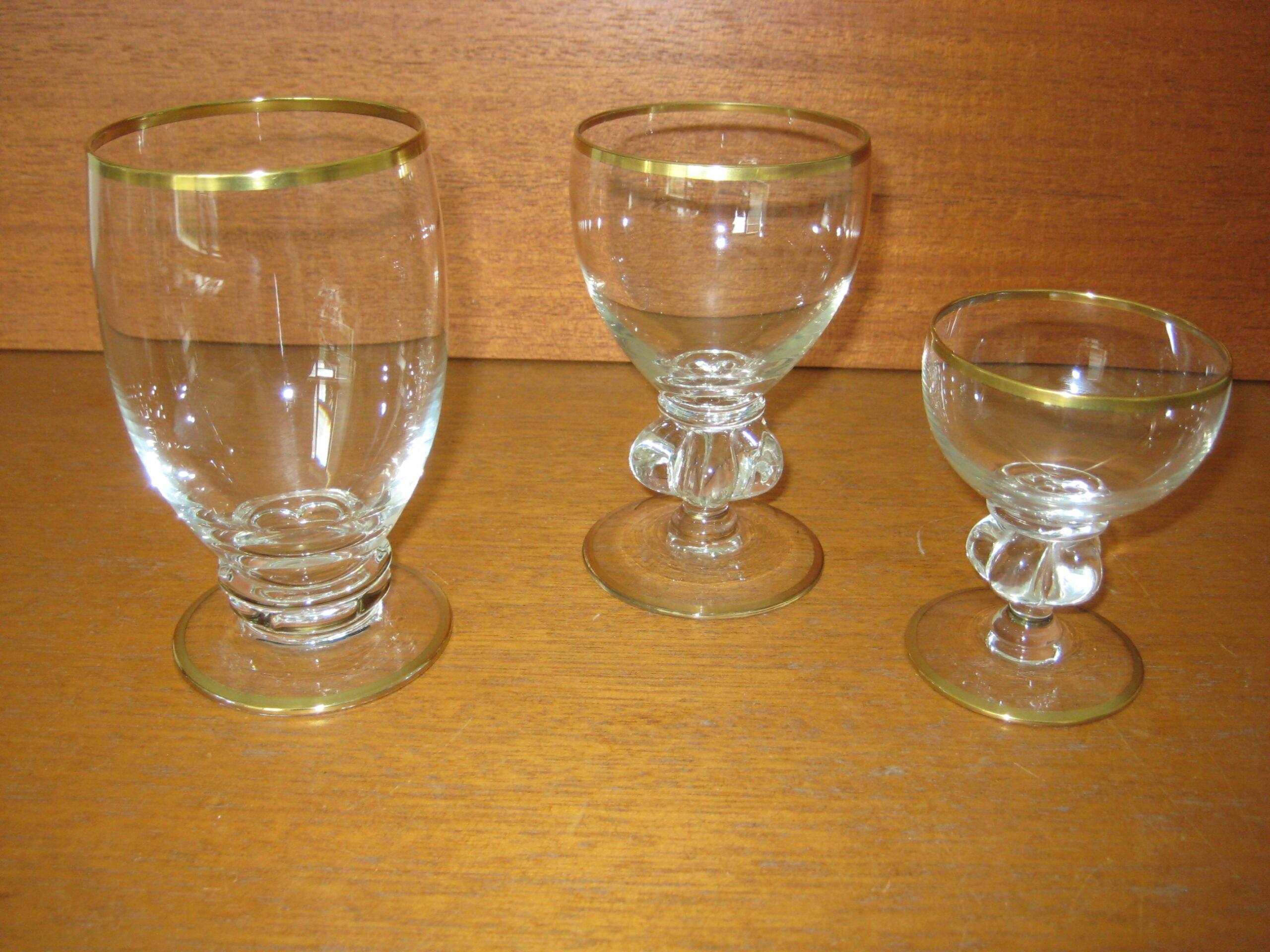 Gisselfeld glas