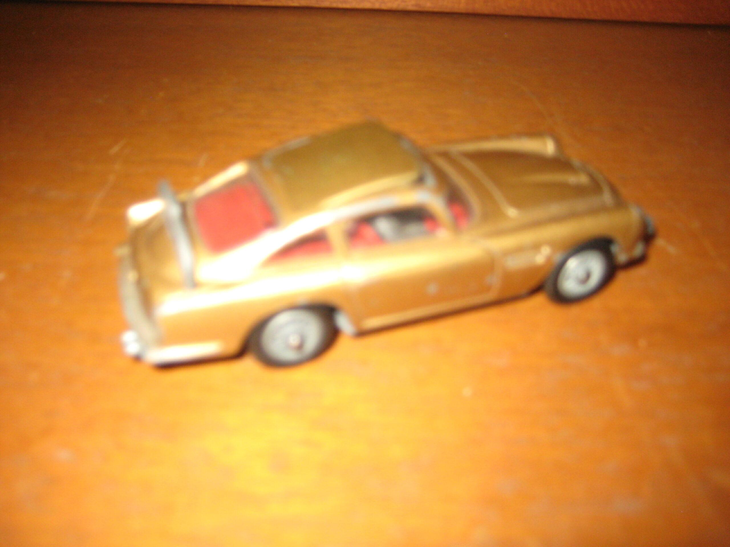 Corgi Toys Aston Martin