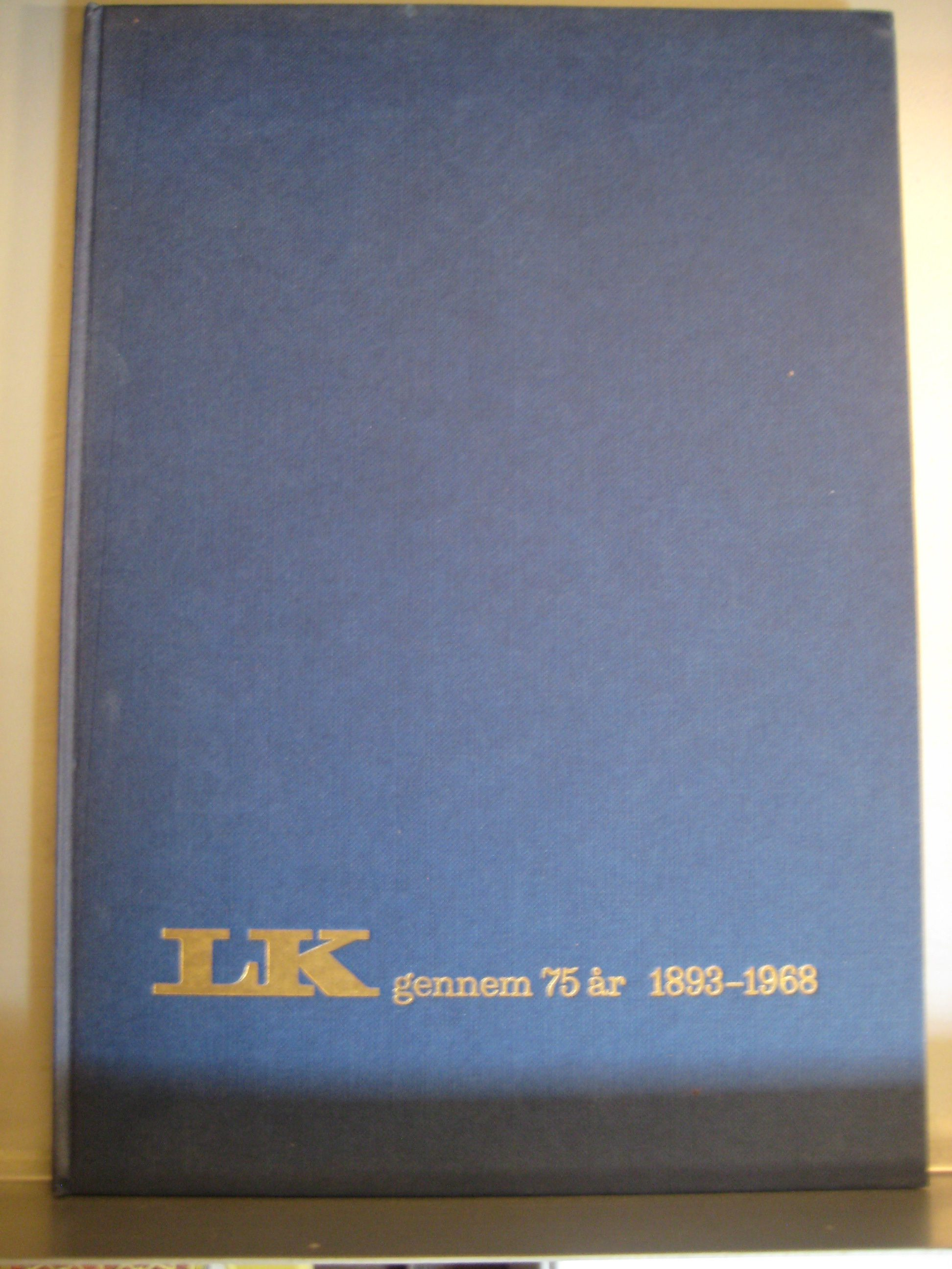 Laur. Knudsen 1893- 1968
