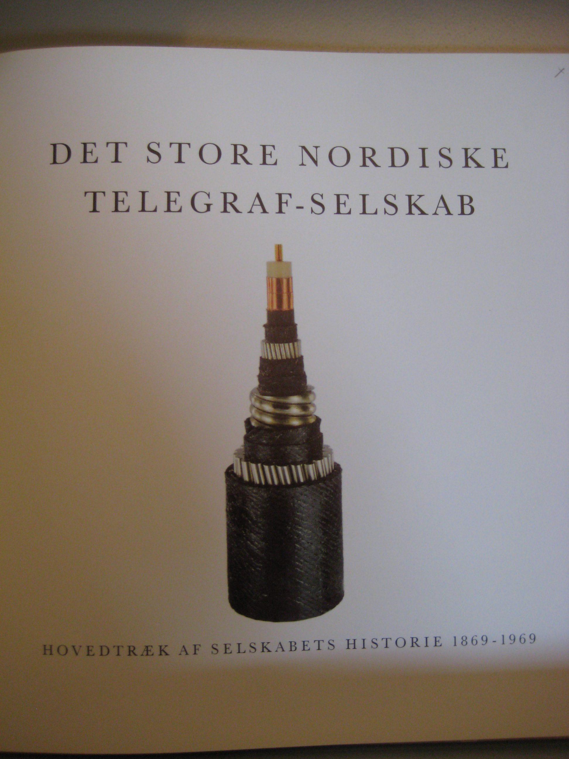 Det Store Nordiske Telegraf- Selskab