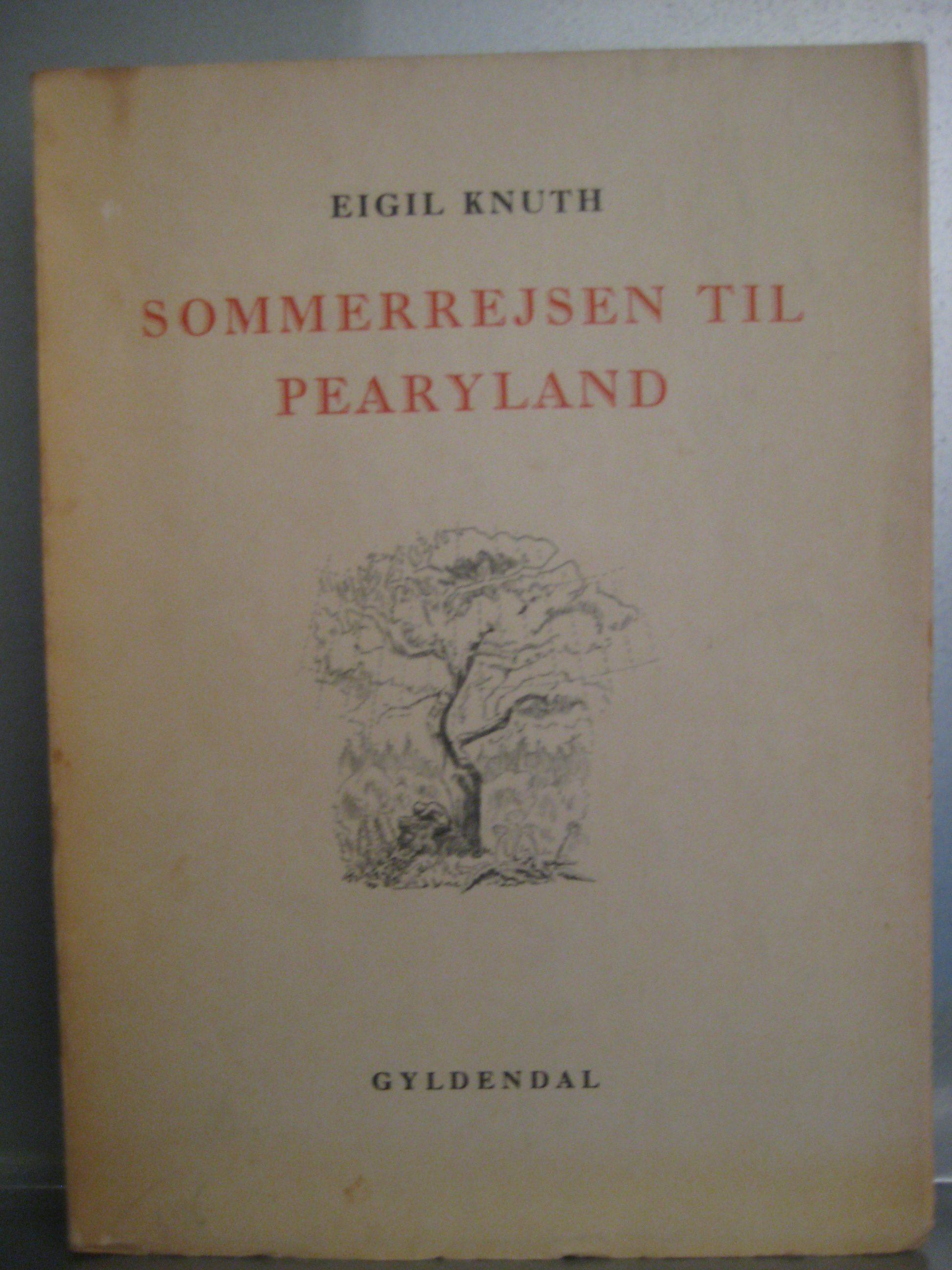 Sommerrejsen til Pearyland