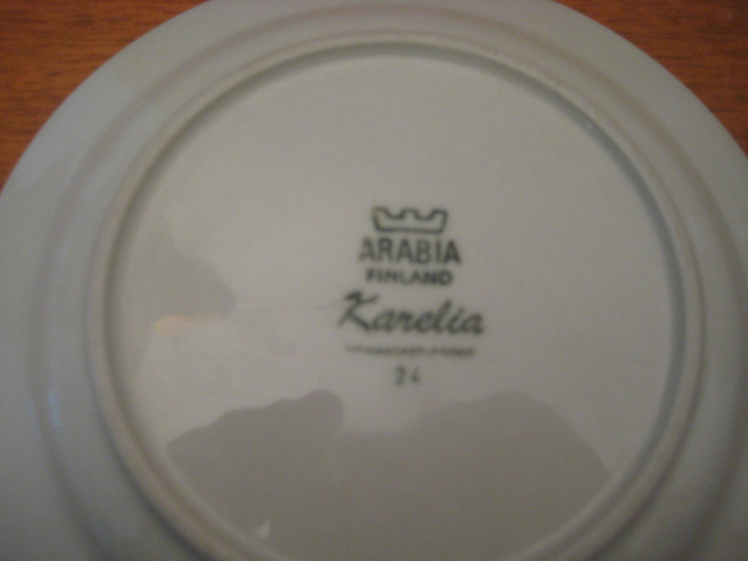 Arabia Karelia testel