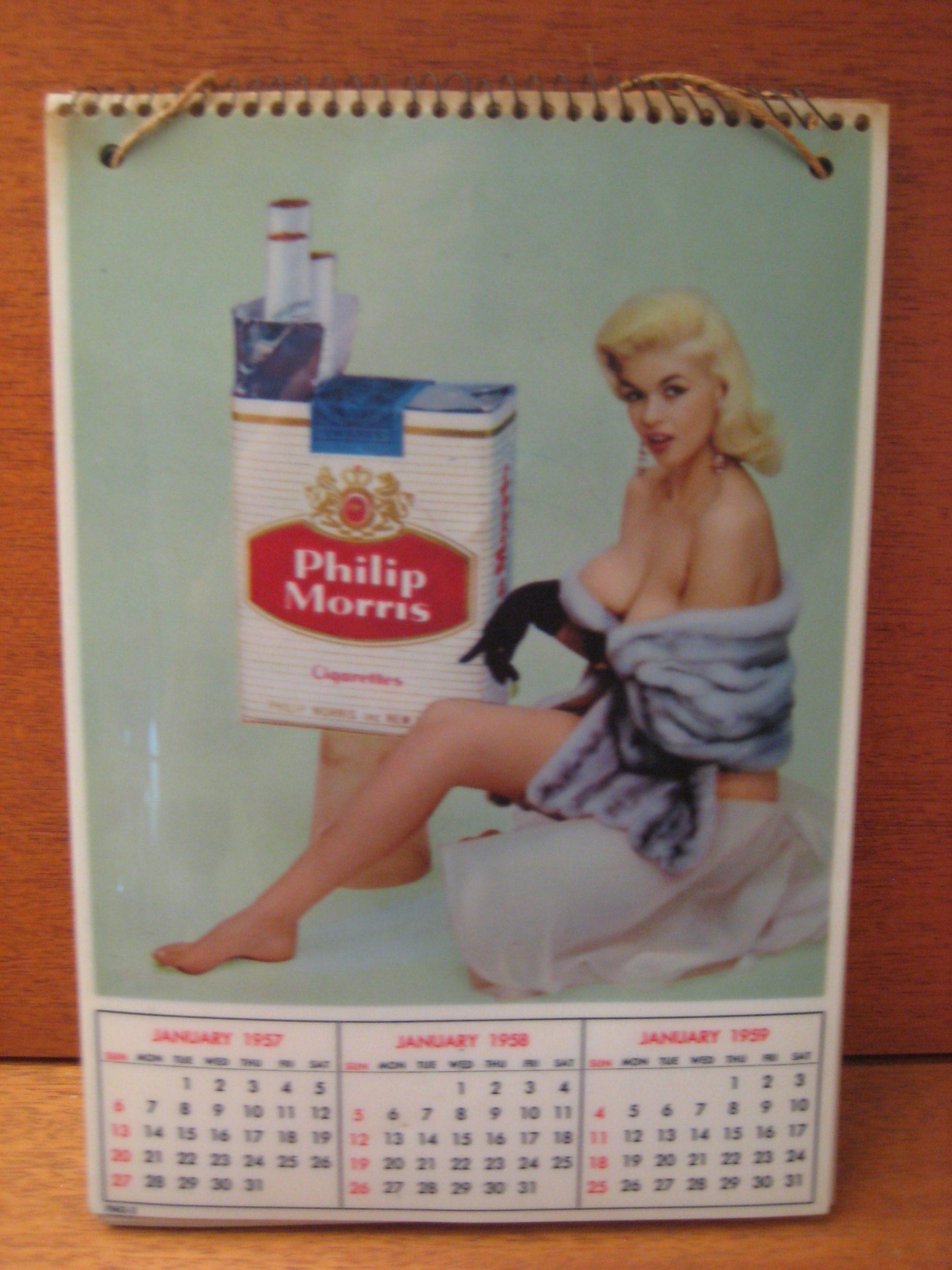 Philip Morris kalender