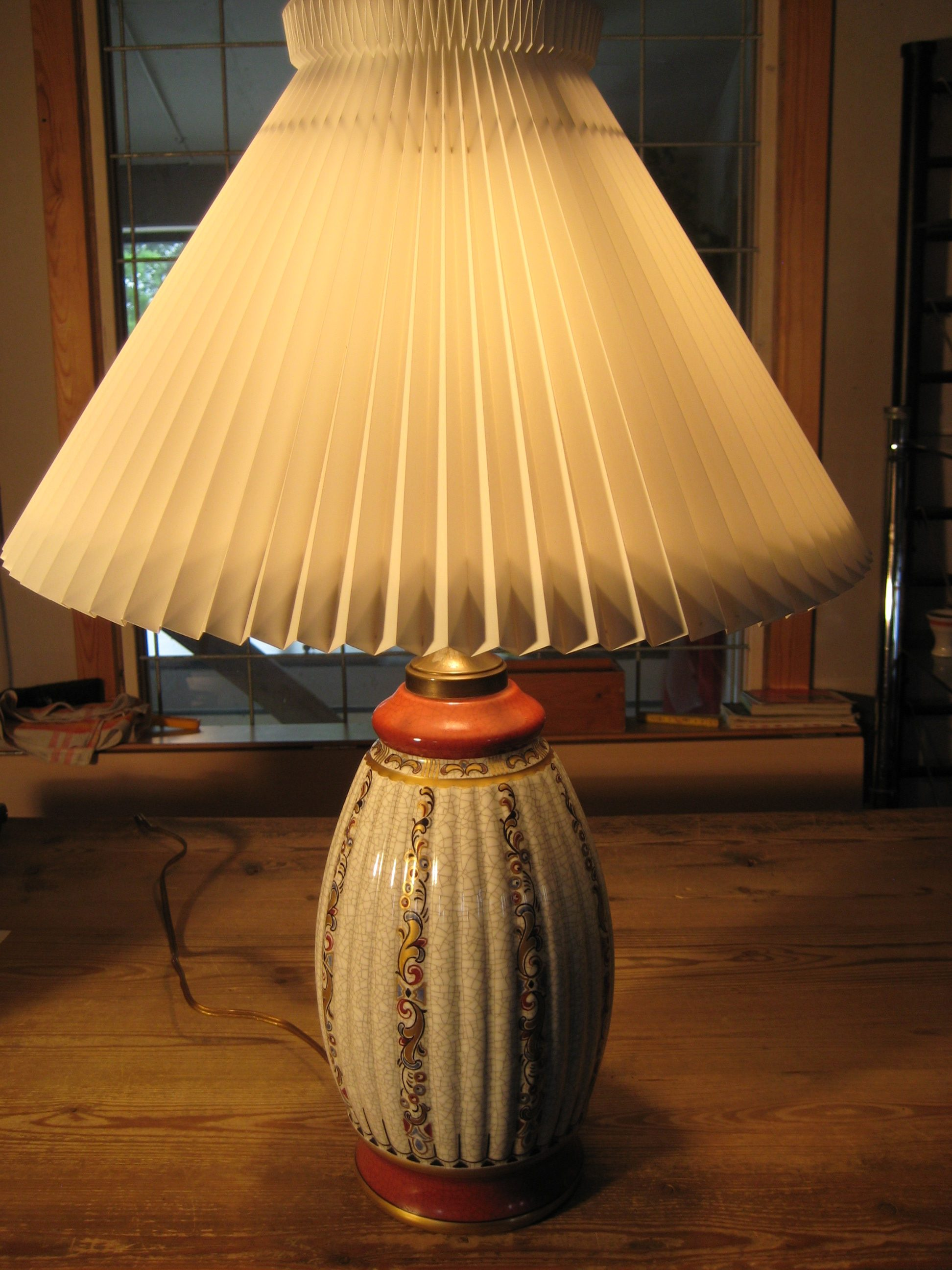Dahl Jensen bordlampe