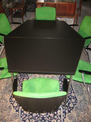 Cube sekskantet mødebord