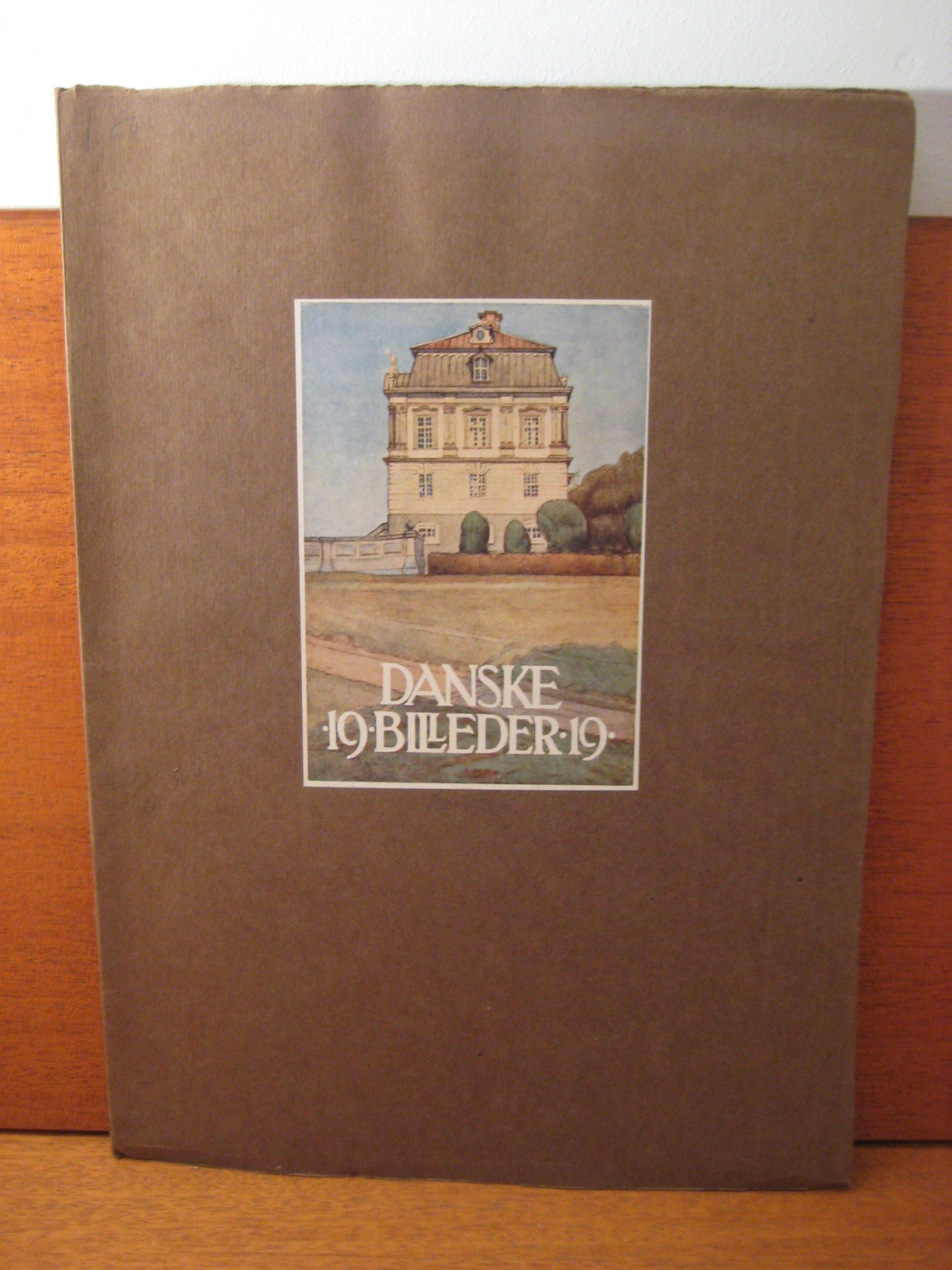 Danske billeder 1919