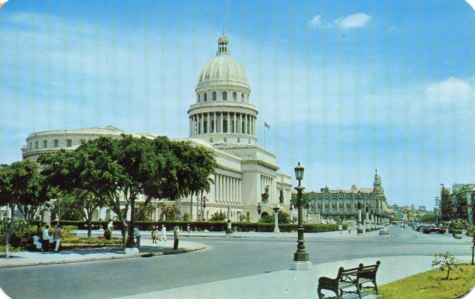 Habana, Capitol