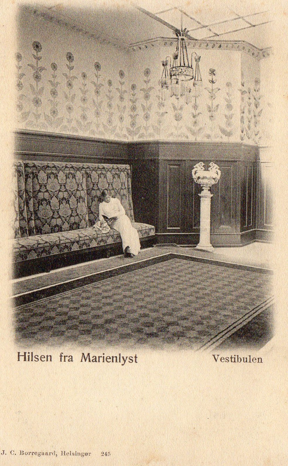 Marienlyst Vestibulen
