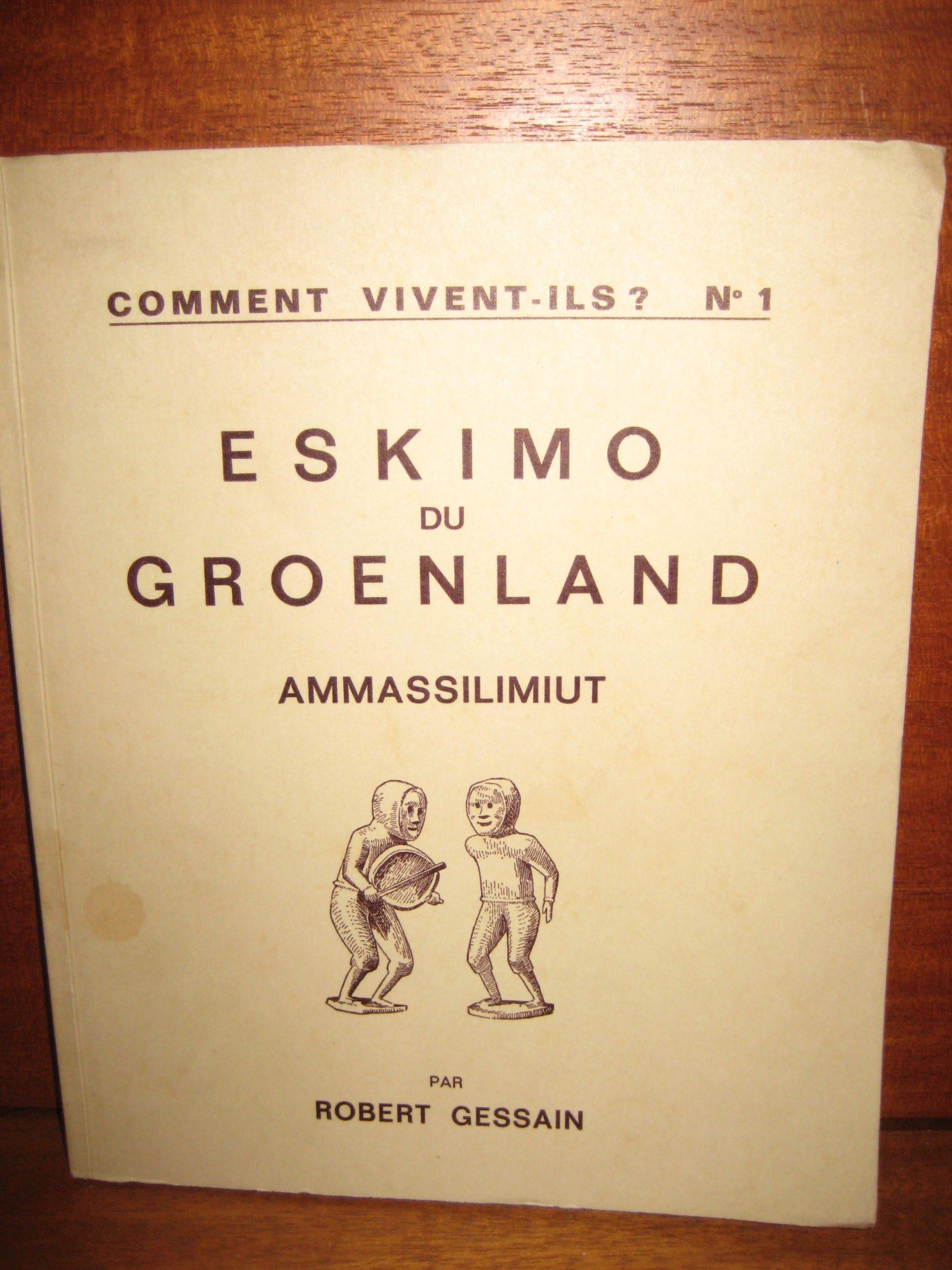 Eskimo de Groenland
