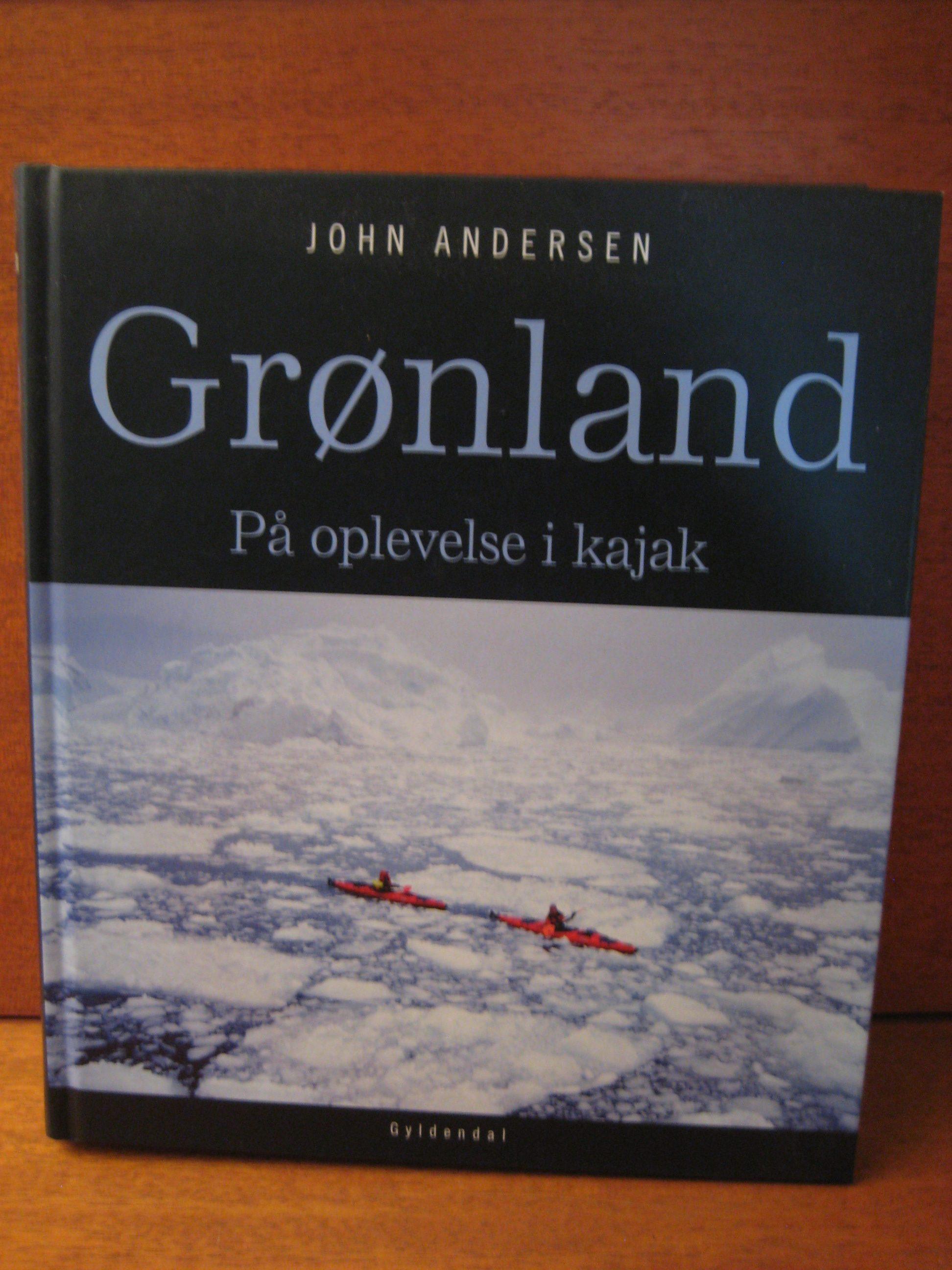 Grønland i Kajak