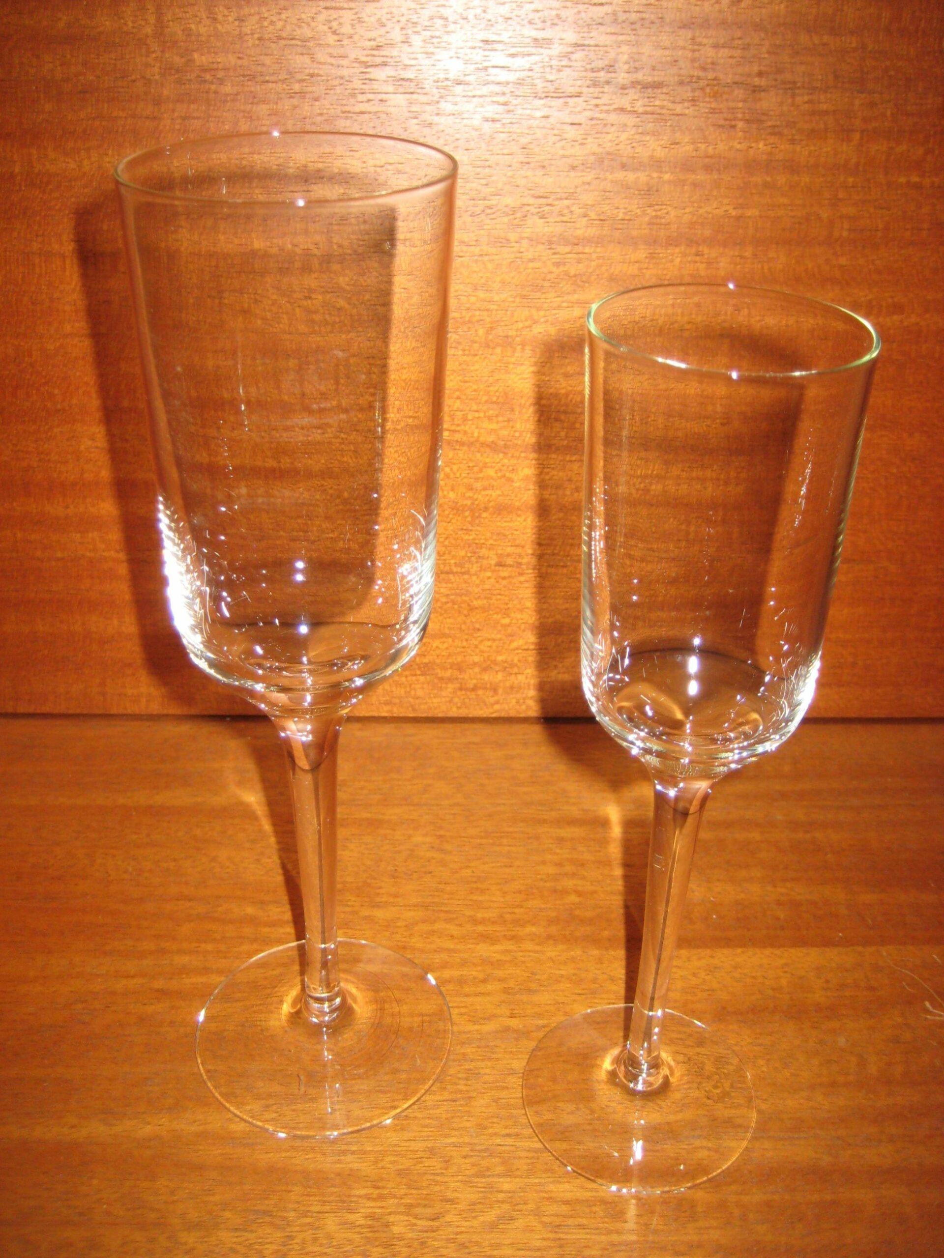 Largo glas fra Holmegaard