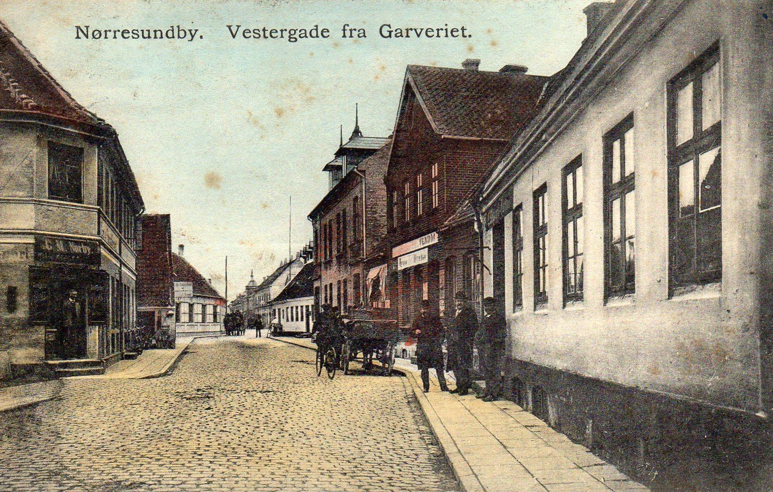 Nørresundby Vestergade