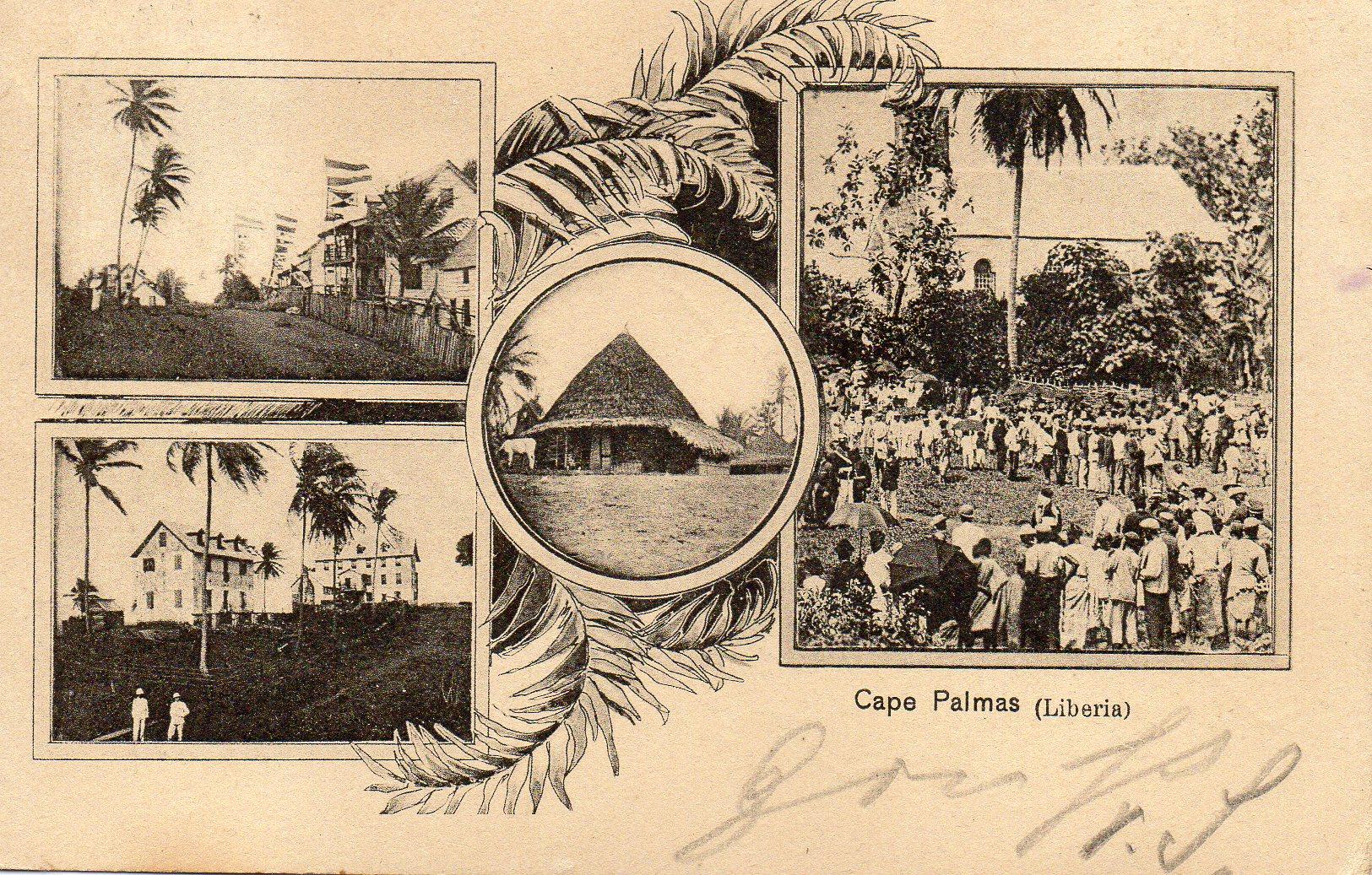 Liberia Cape Palmas