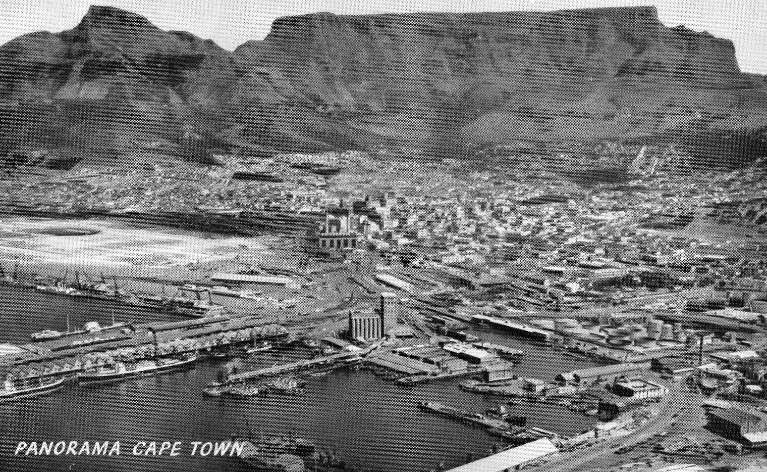 Cape Town 1953