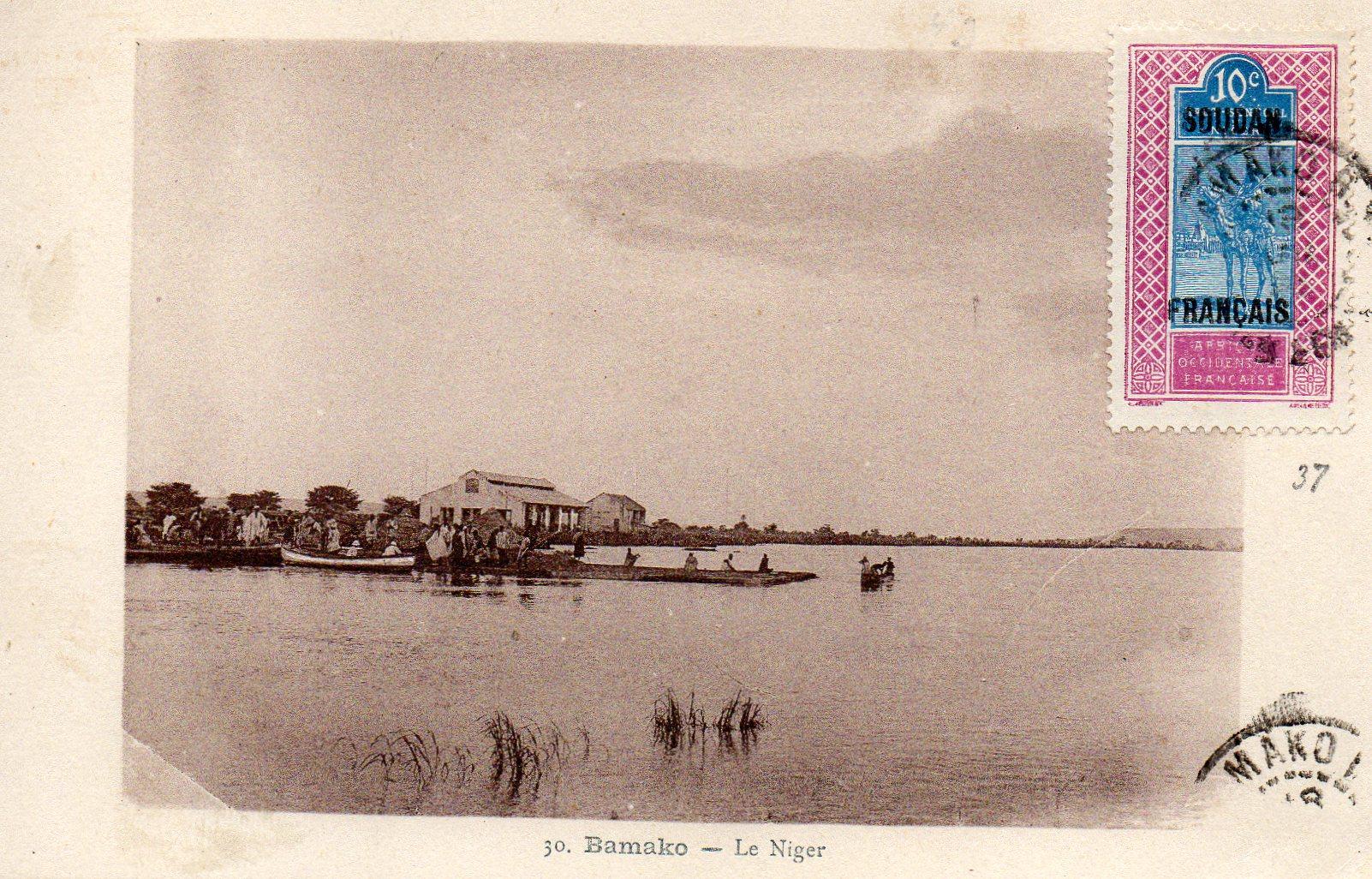 Bamako Le Niger