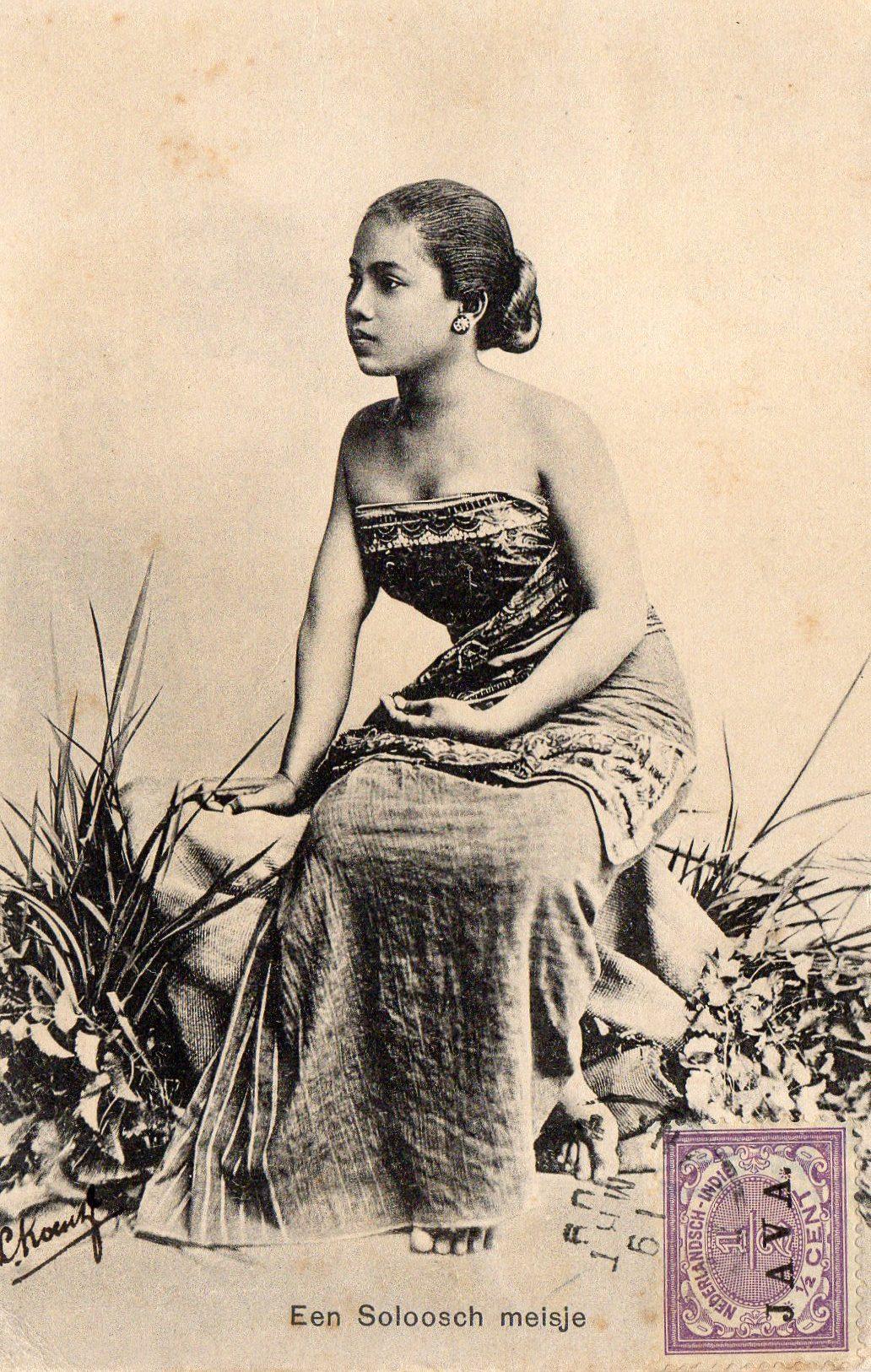 Pige fra Celebes