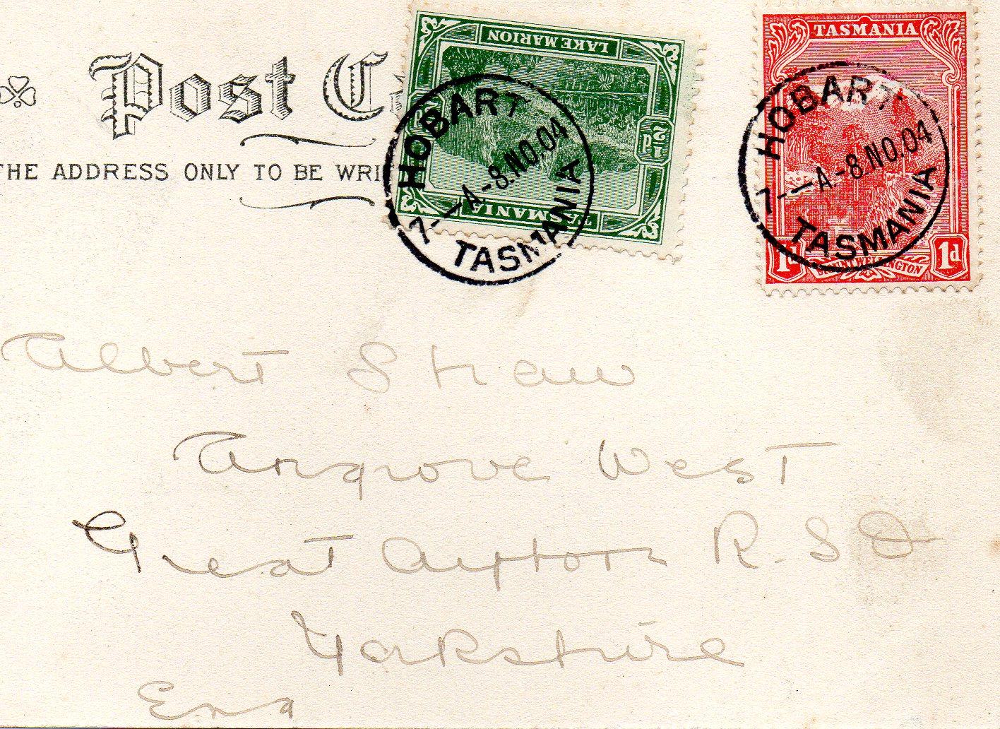 Hobart 1903