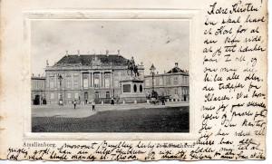 København Amalienborg