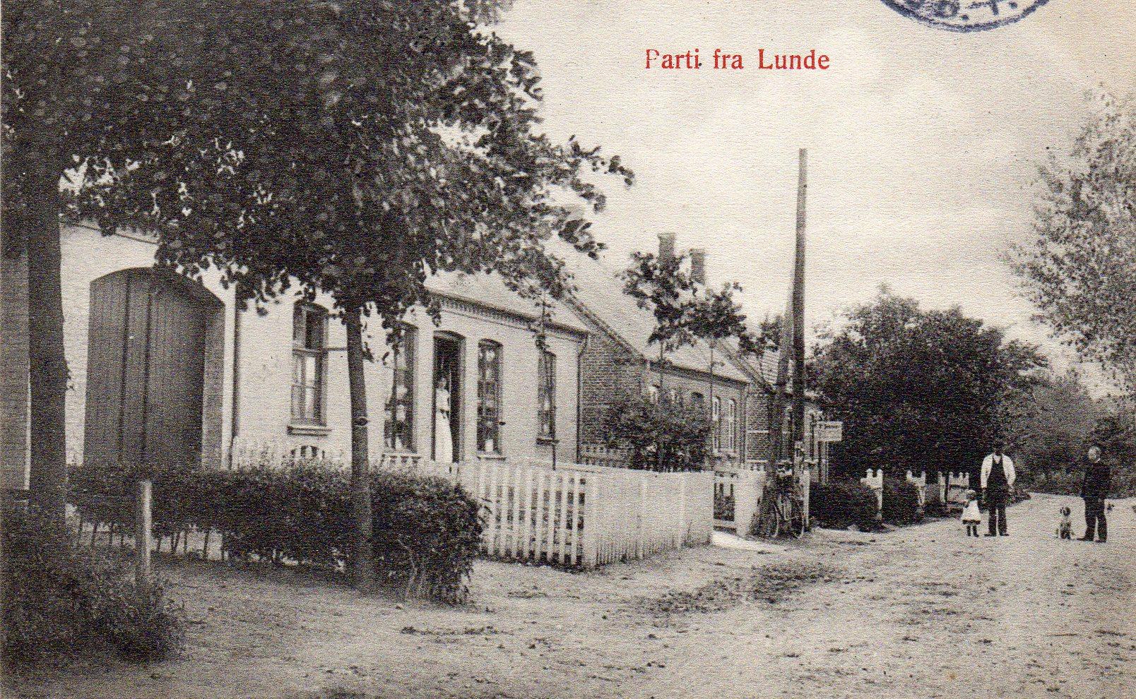 Parti fra Lunde