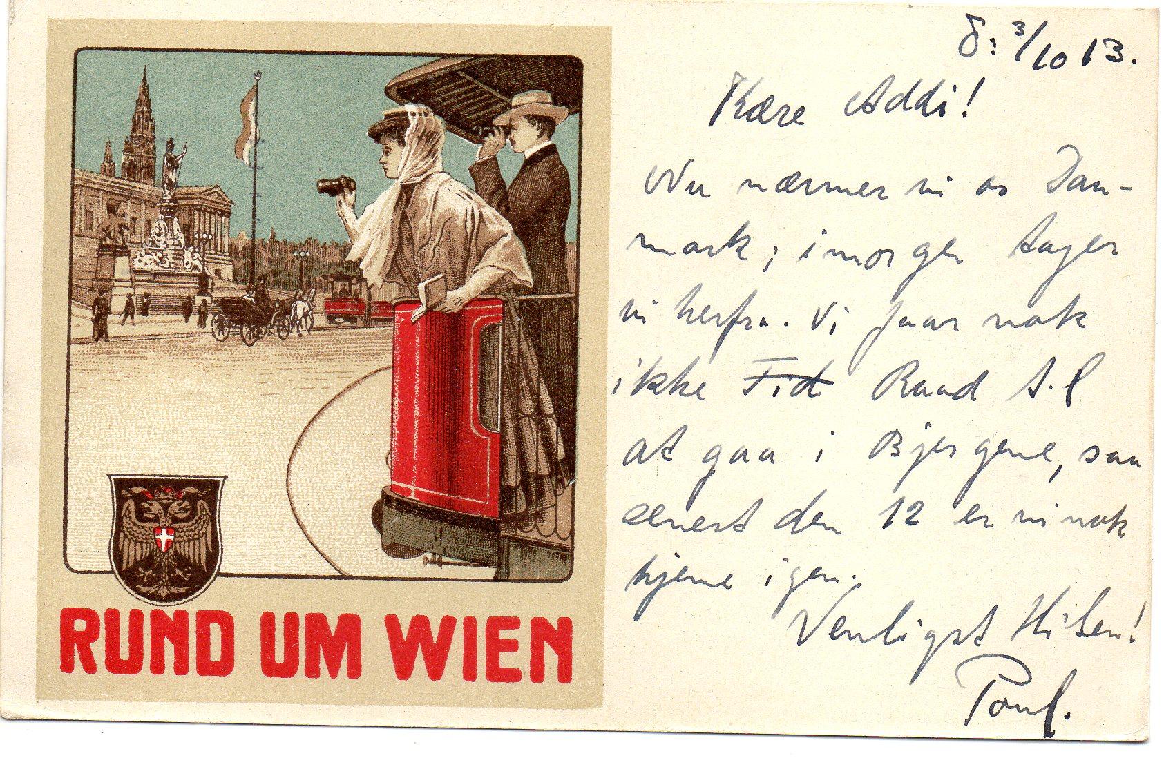 Wien Salonwagen Rundfahrten