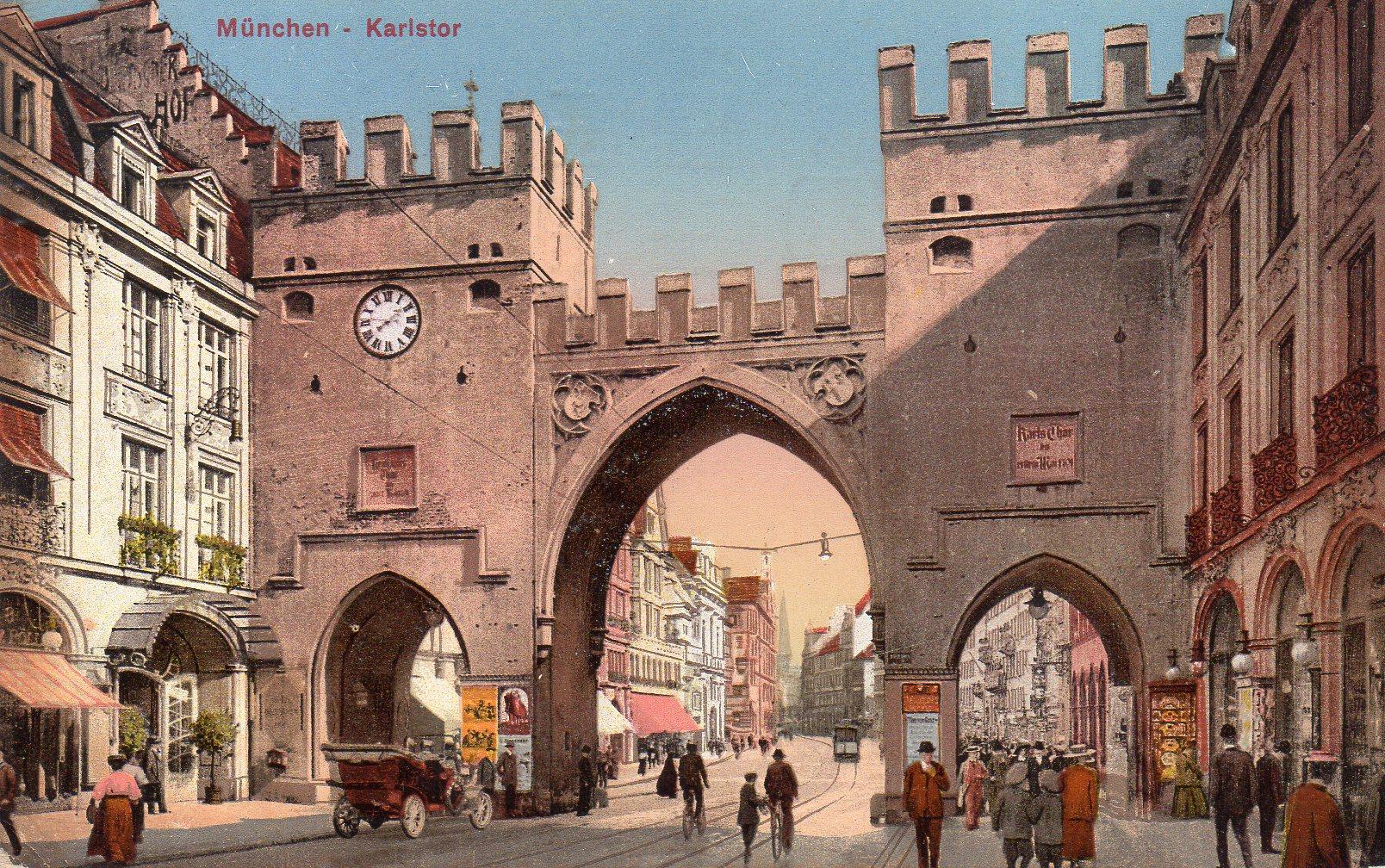 München, Karlstor