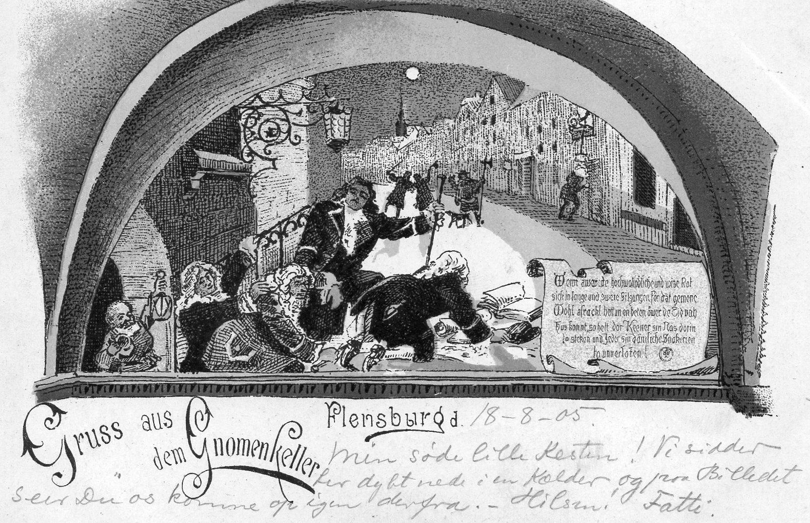 Flensburg Gnomenkeller