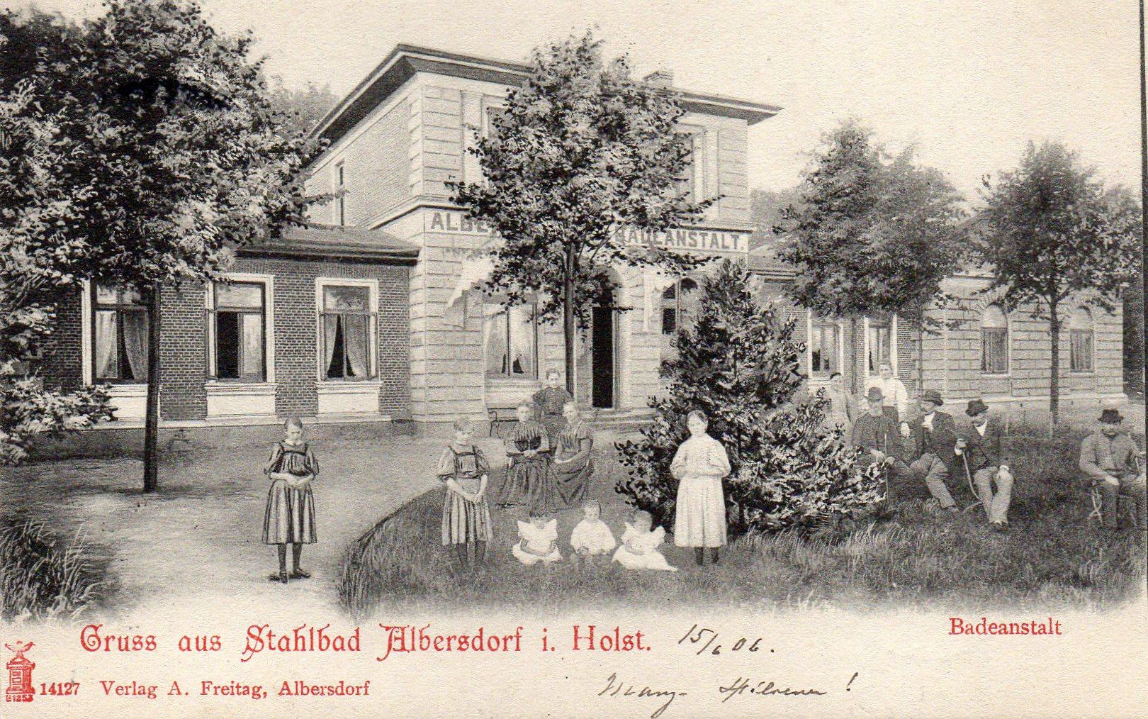 Stahlbad Albersdorf