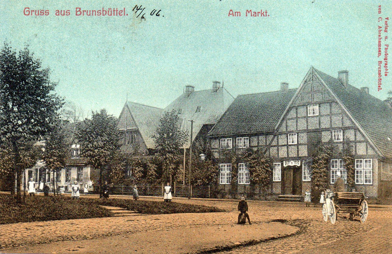 Brunsbüttel Am Markt