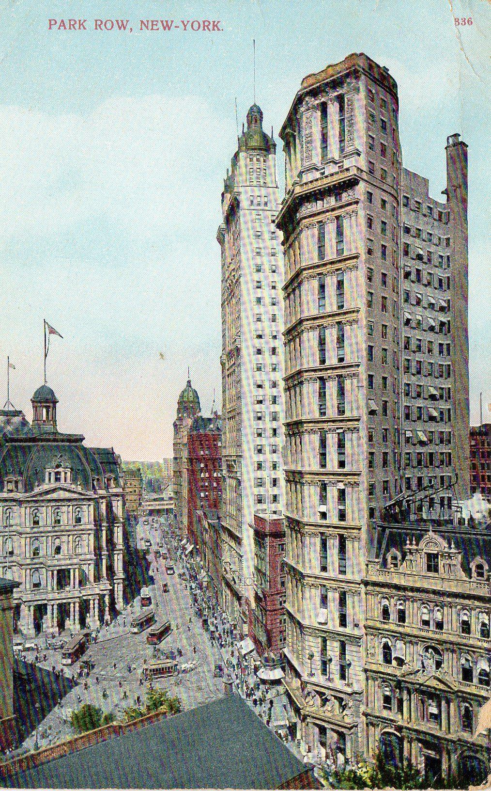 New York Park Row