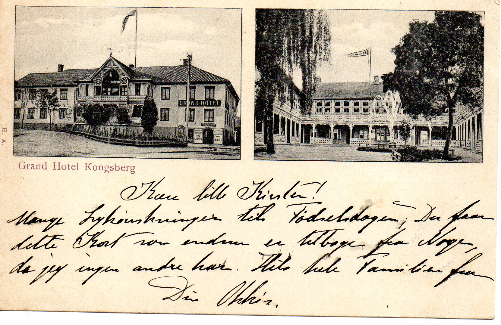 Grand Hotel, Kongsberg
