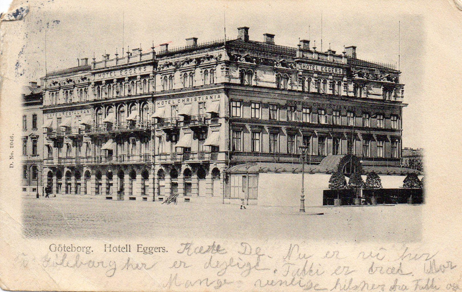 Hotel Eggers Göteborg