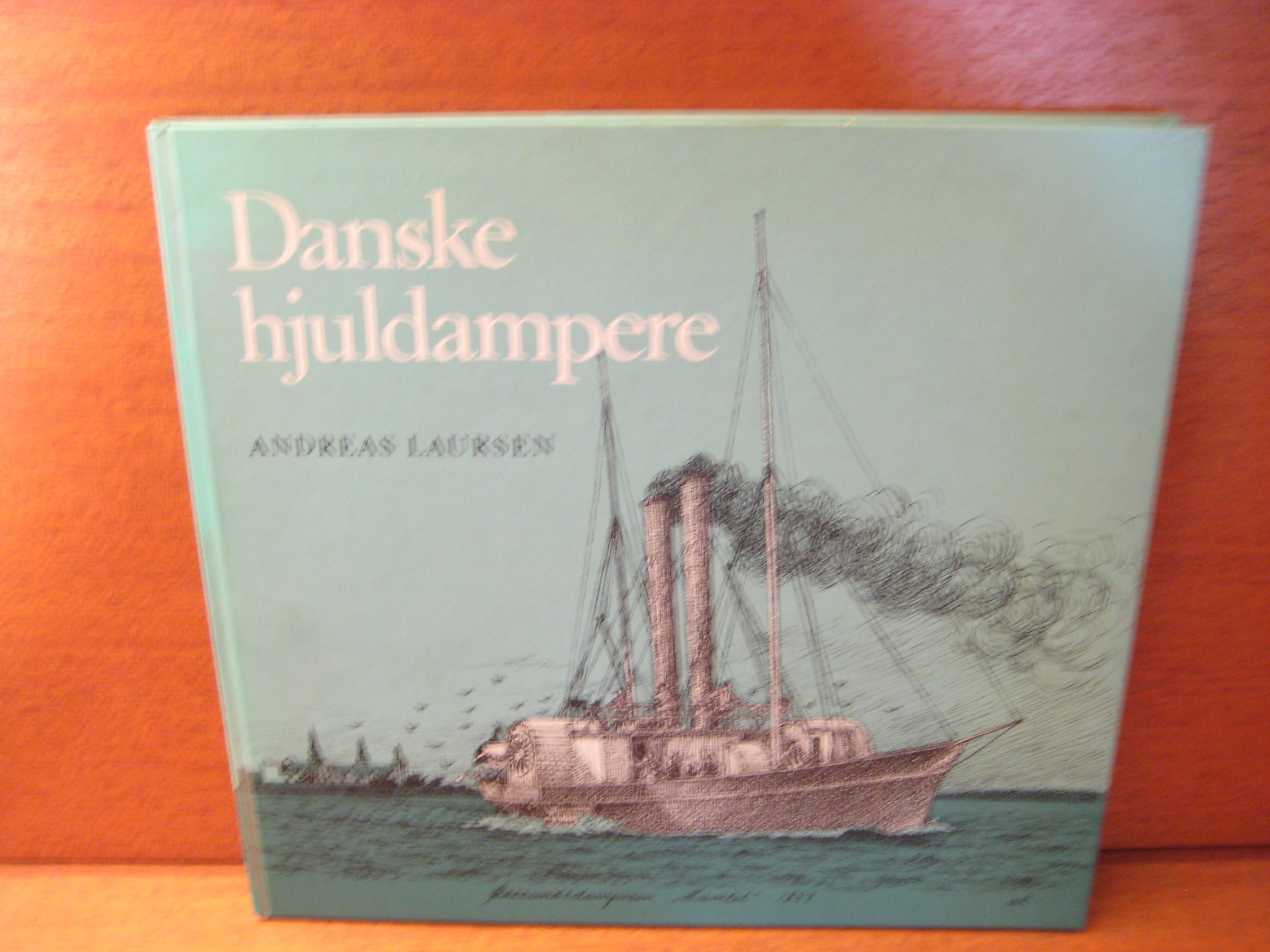 Danske Hjuldampere