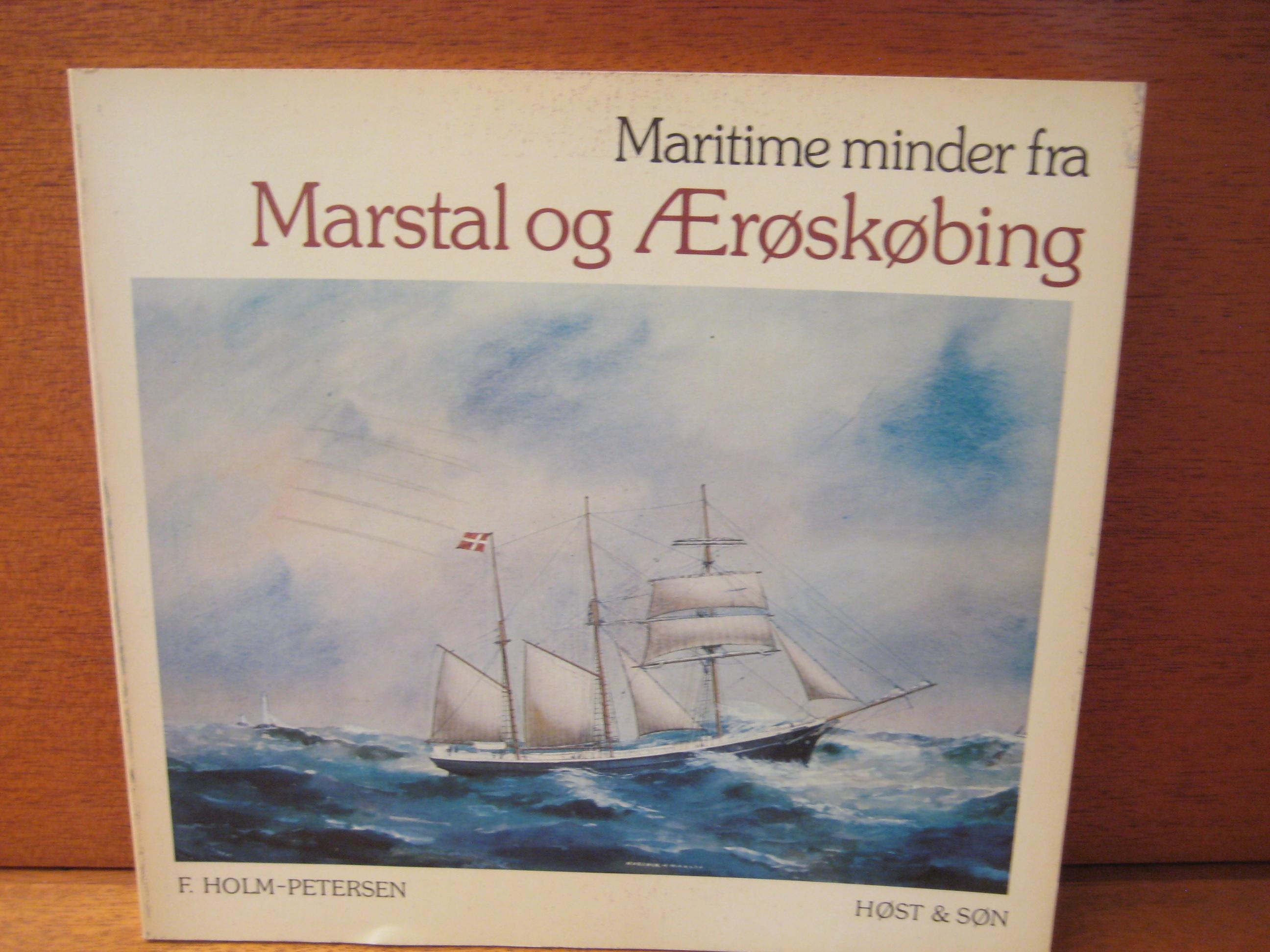 Maritime minder Marstal & Ærøskøbing