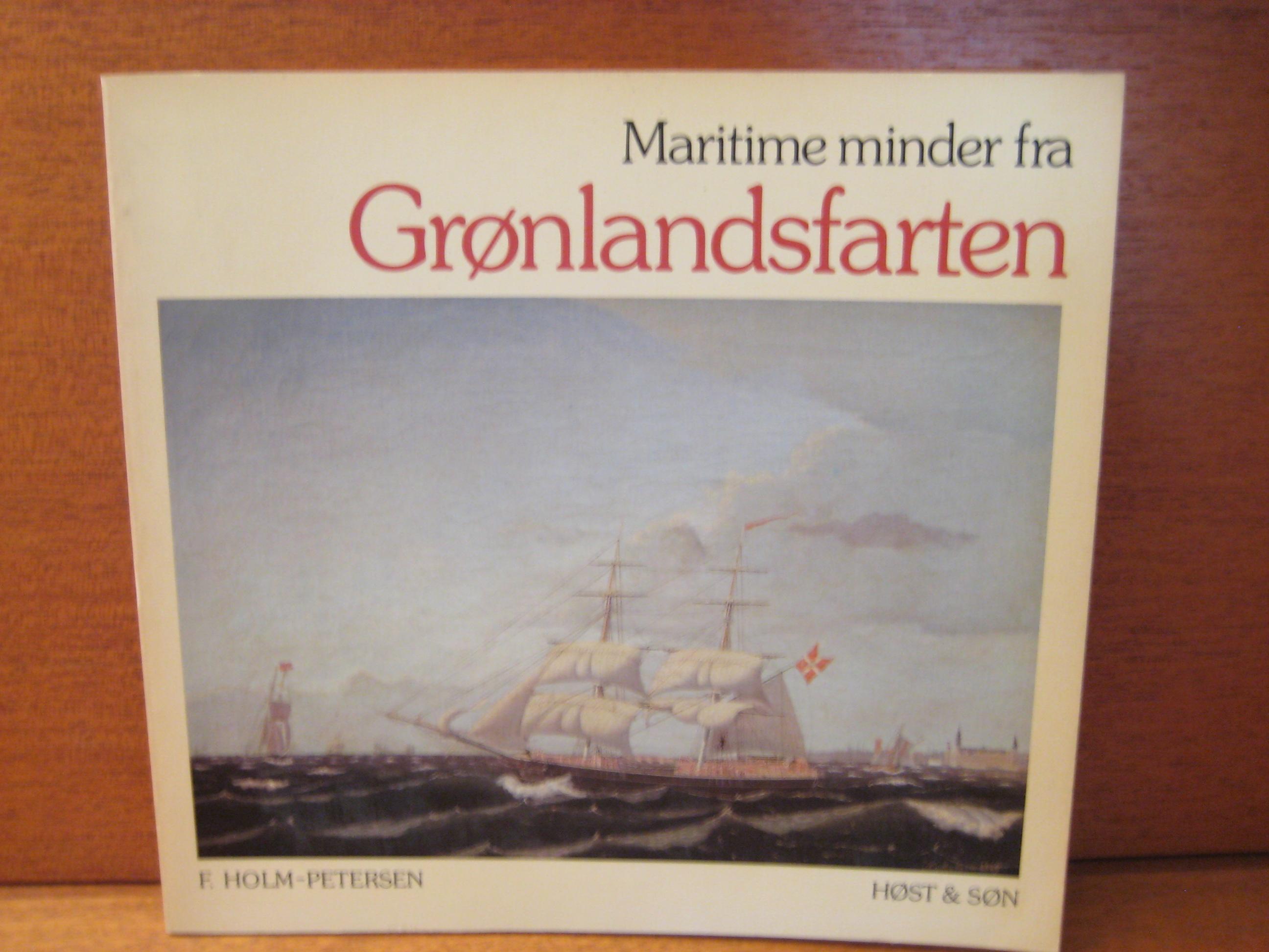Maritime minder Grønlandsfarten