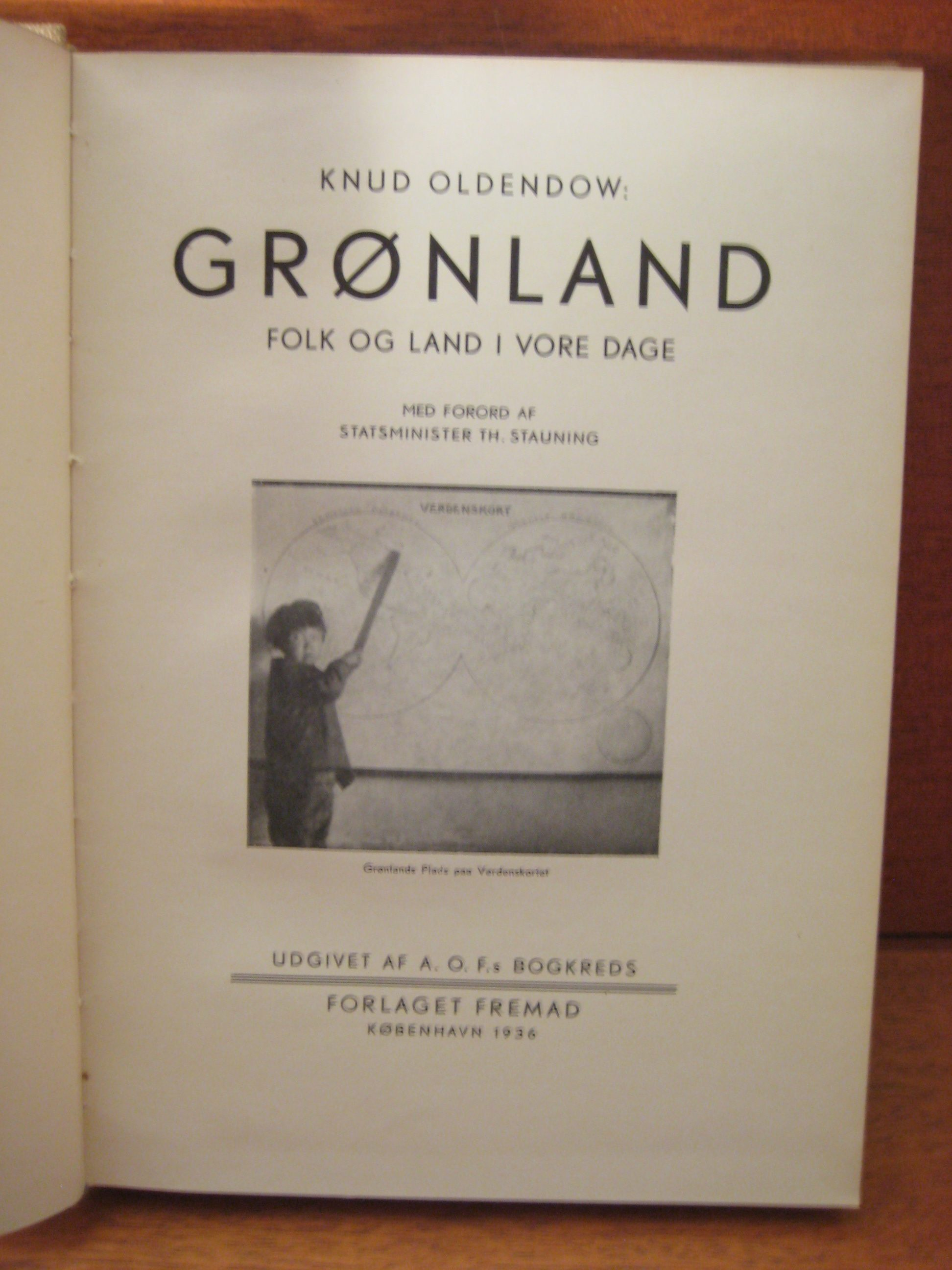 Grønland Folk og Land