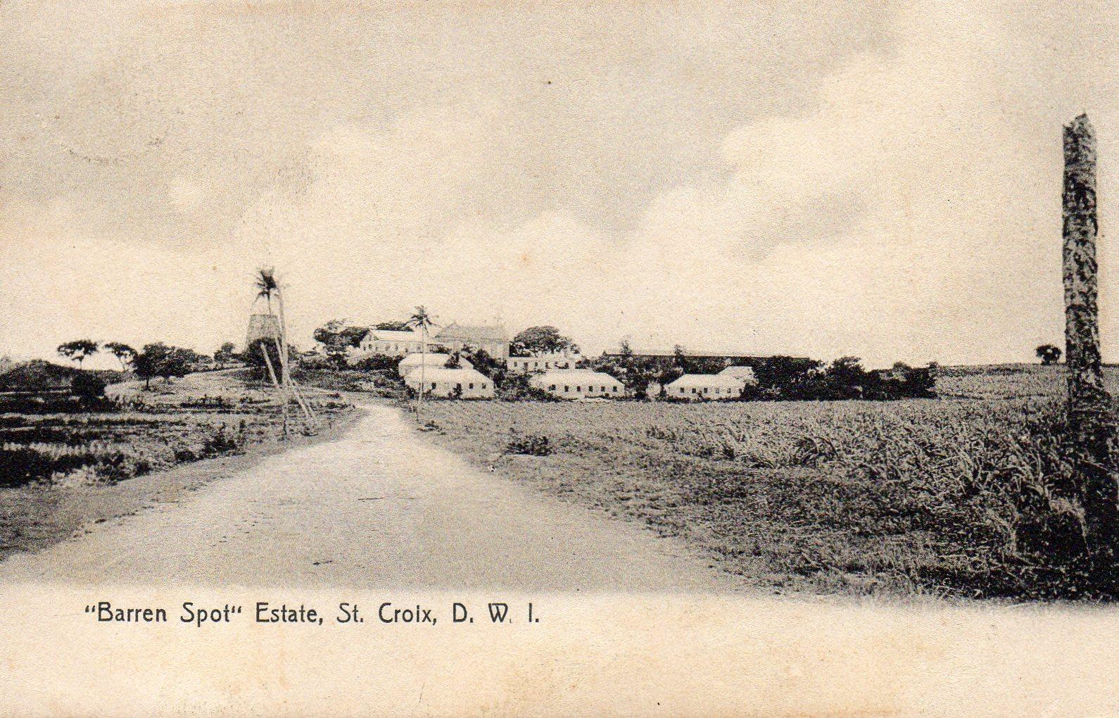 Barren Spot Estate