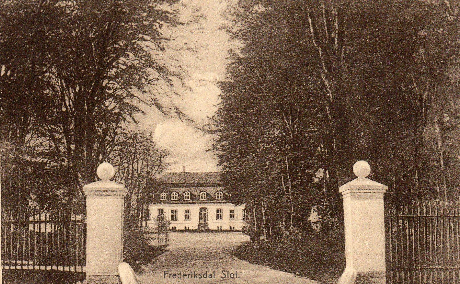 Frederiksdal Slot