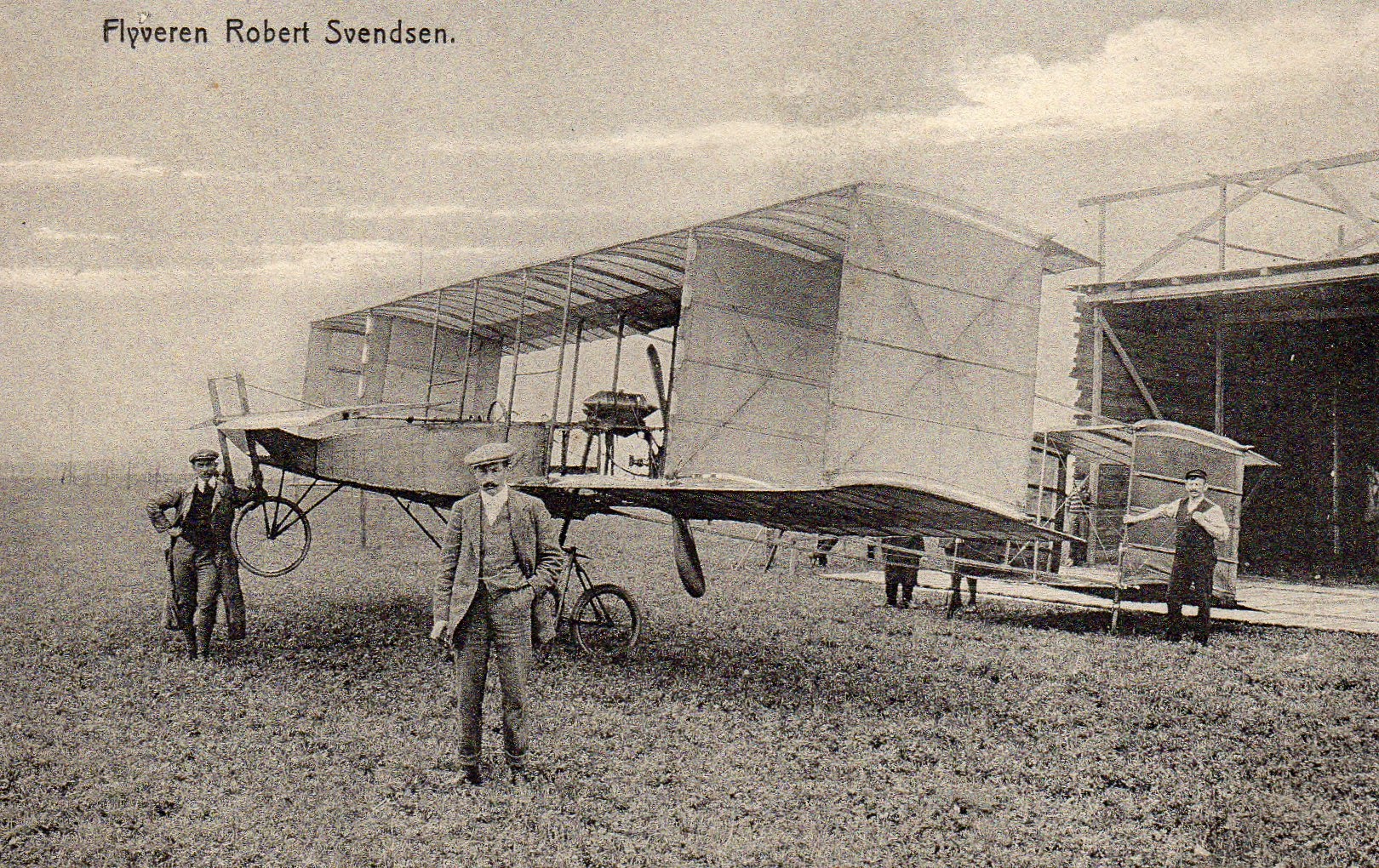 Flyveren Robert Svendsen