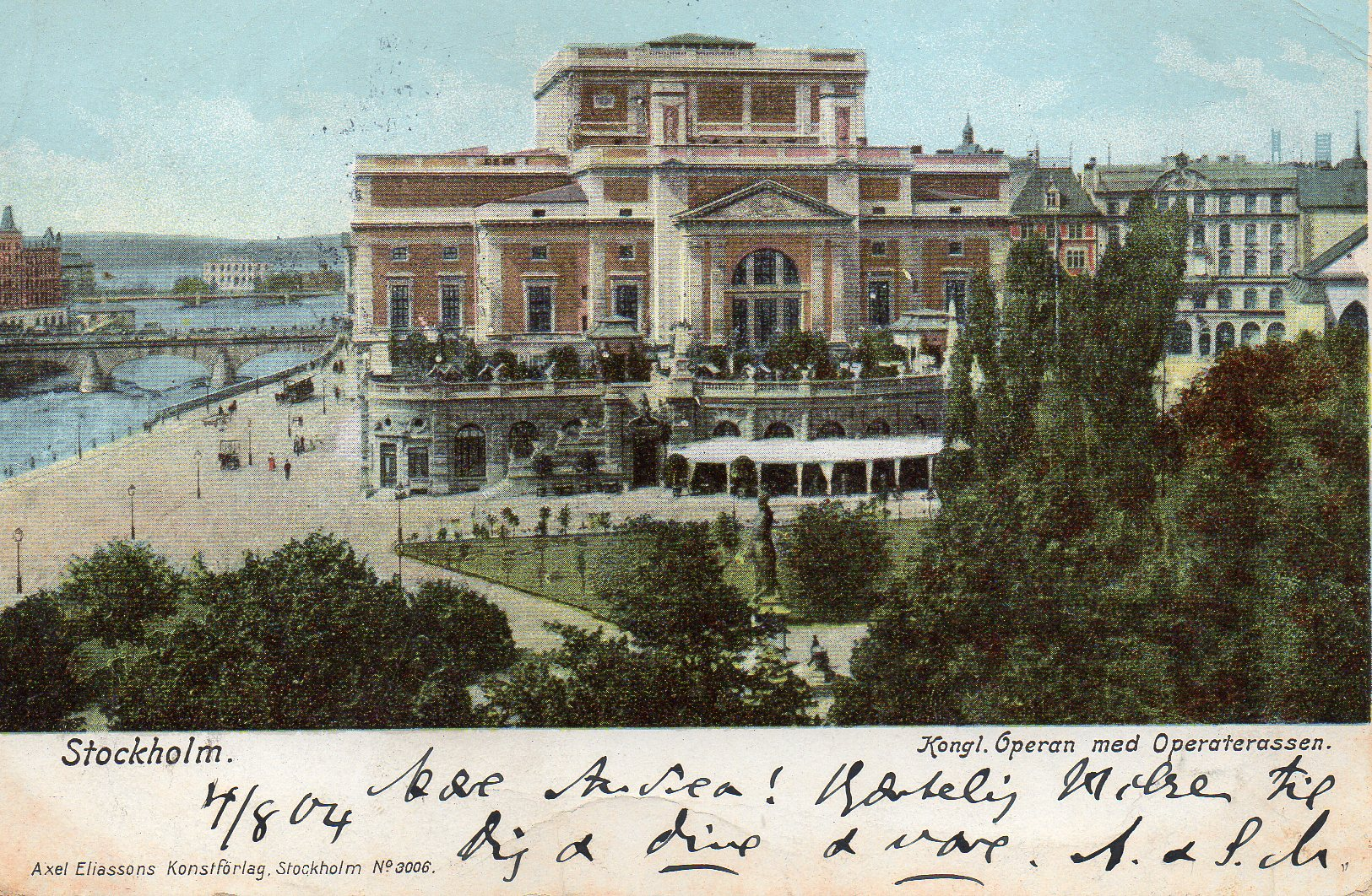 Stockholm Operan