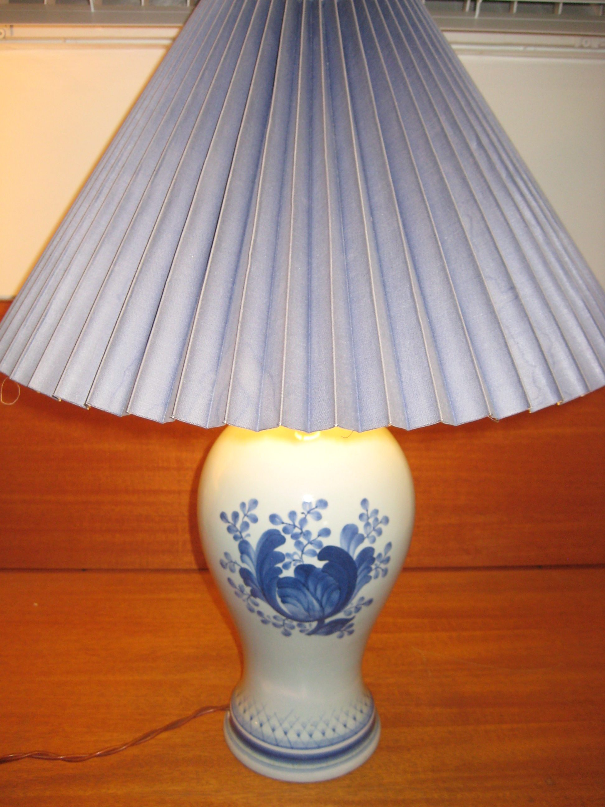 Trankebar bordlampe
