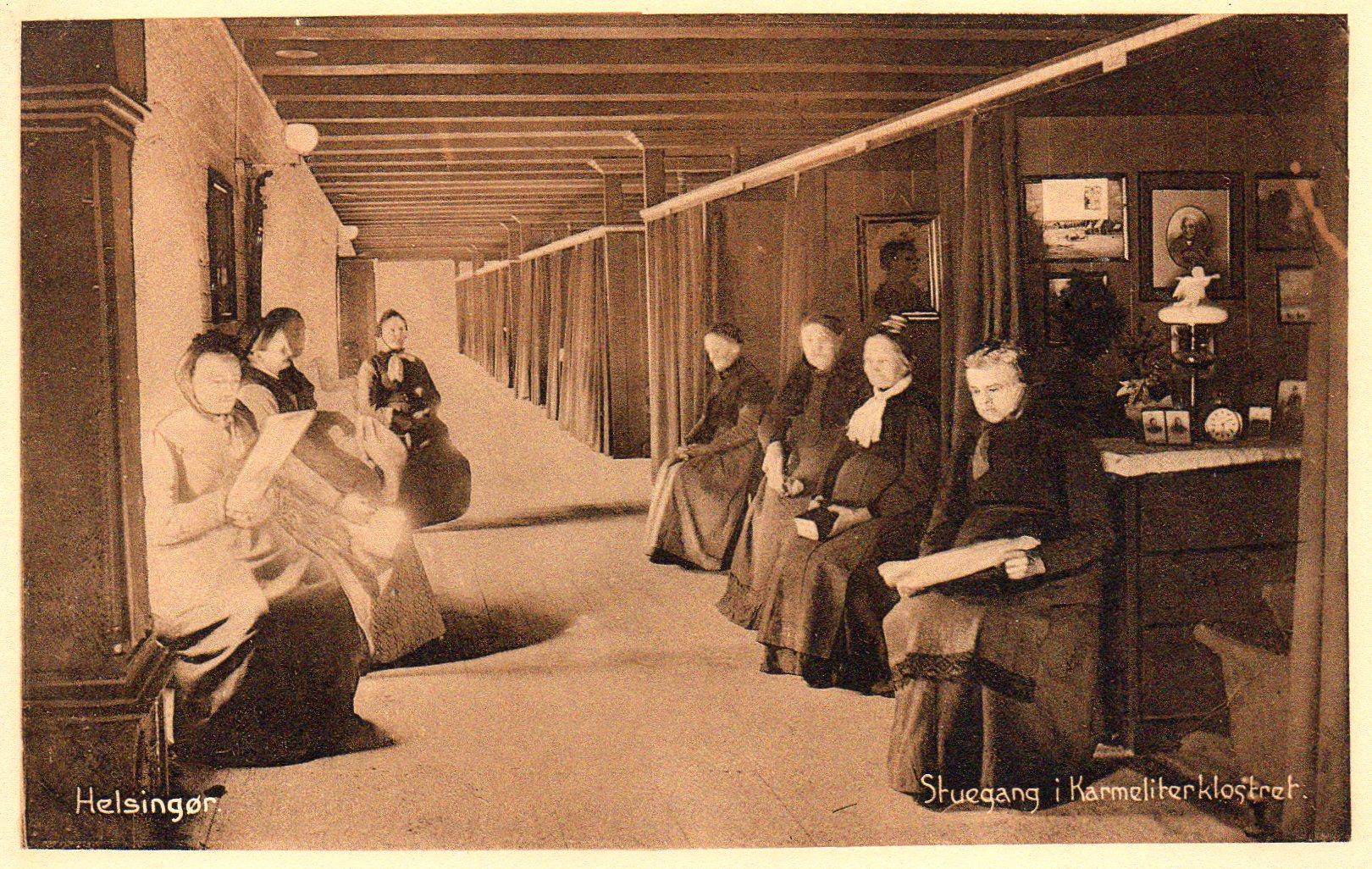 Helsingør Karmeliter Klosteret