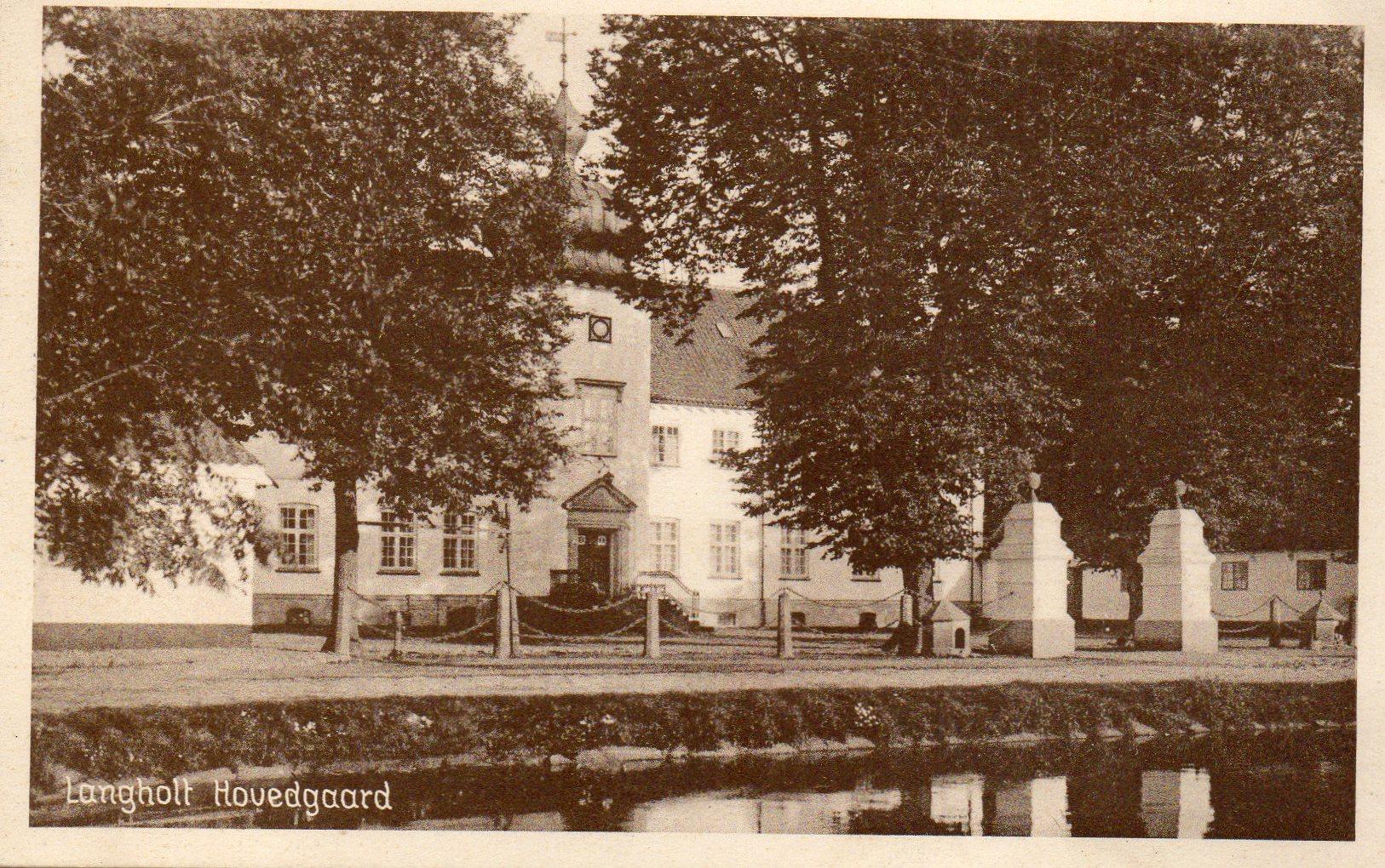 Langholt Hovedgaard