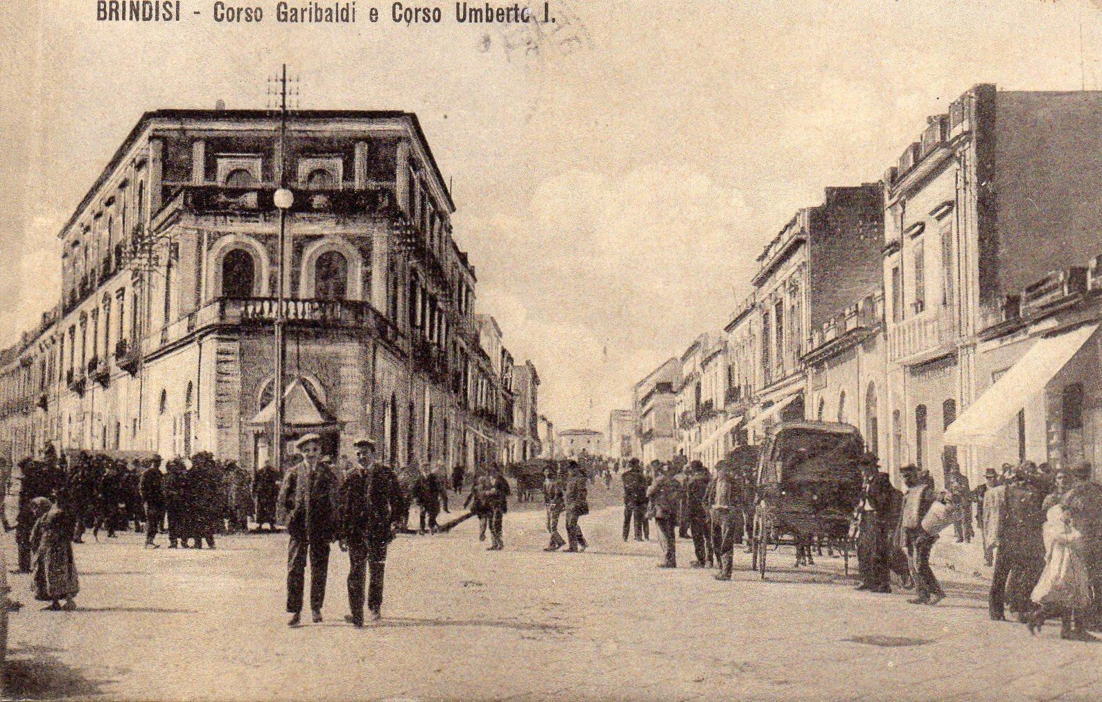Brindisi Corso Garibaldi