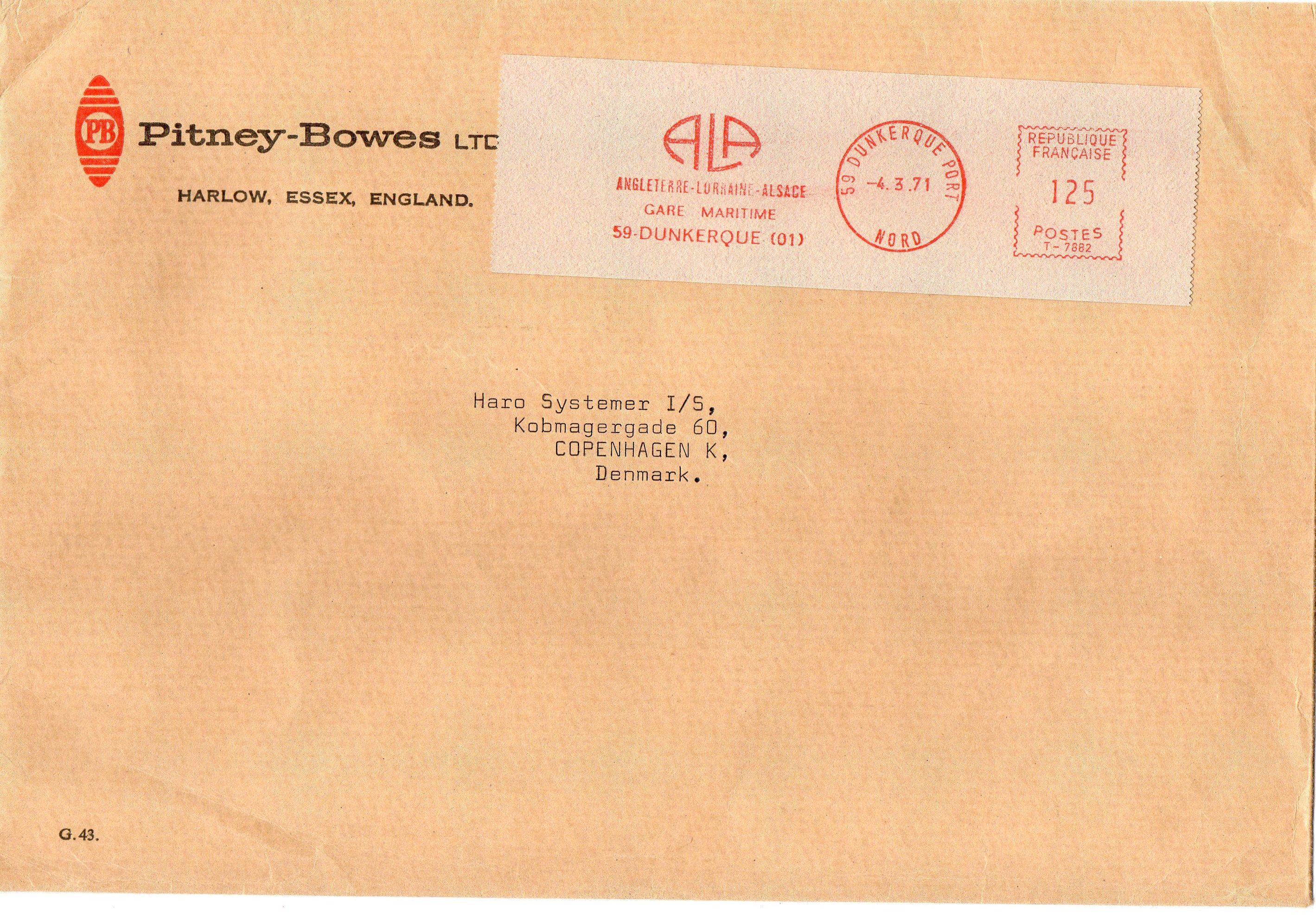 Storbritanien, Poststrejken